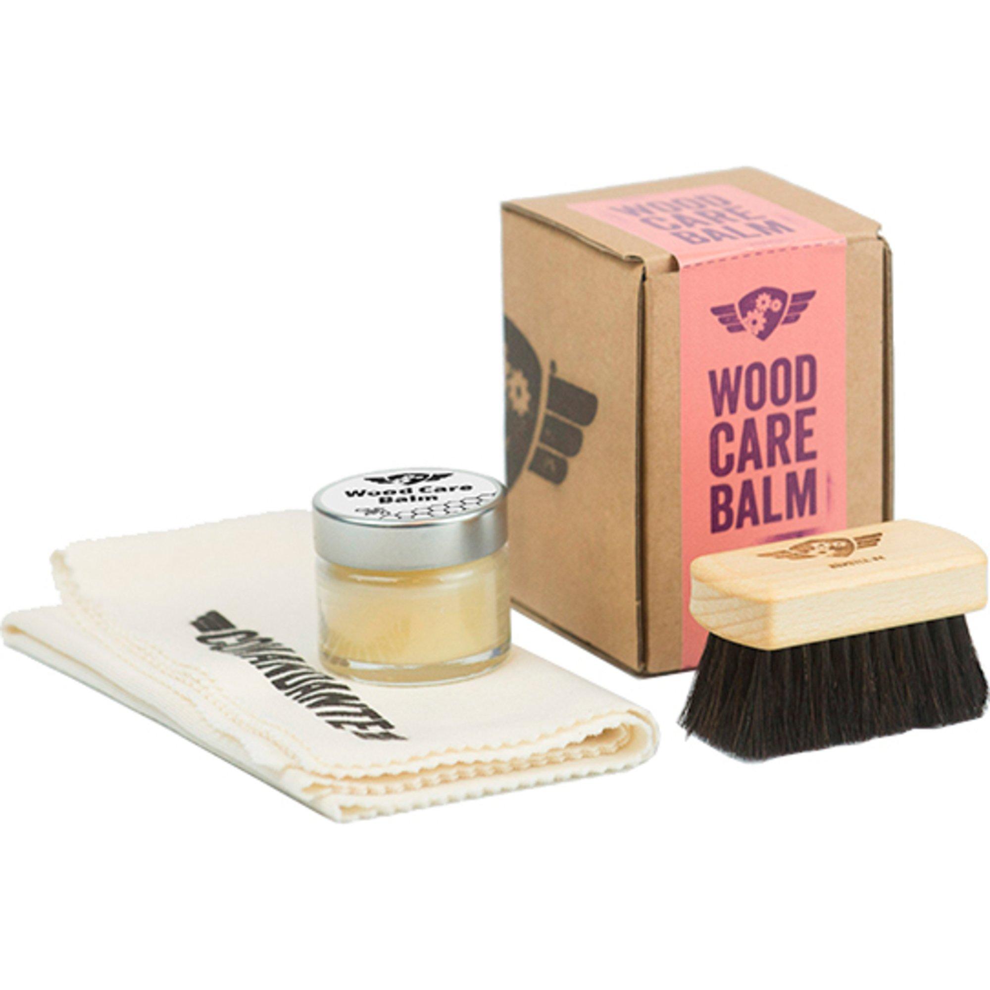 Comandante Wood Care Balm-set