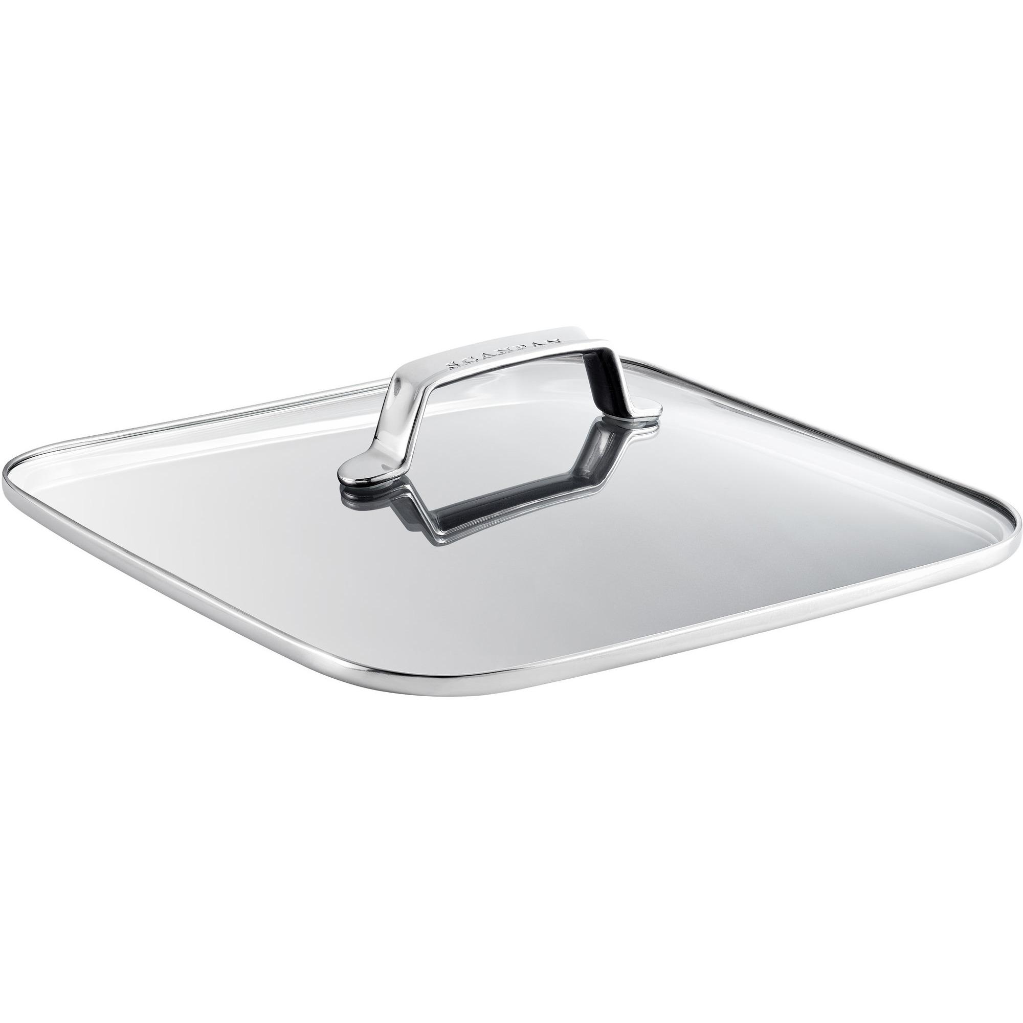 Scanpan TechnIQ Glaslock Fyrkantigt 28 cm