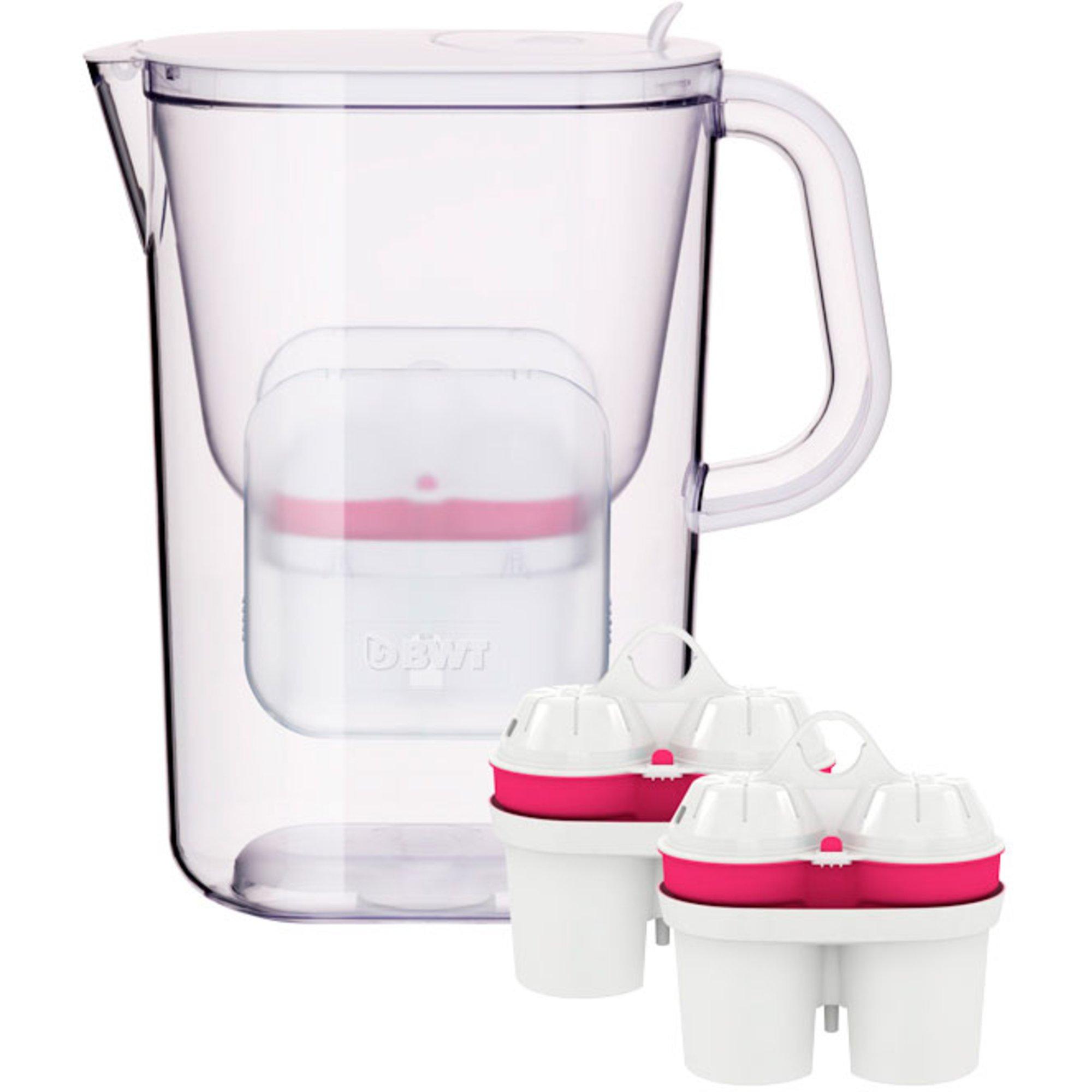 BWT Aqualizer vattenfilterkanna