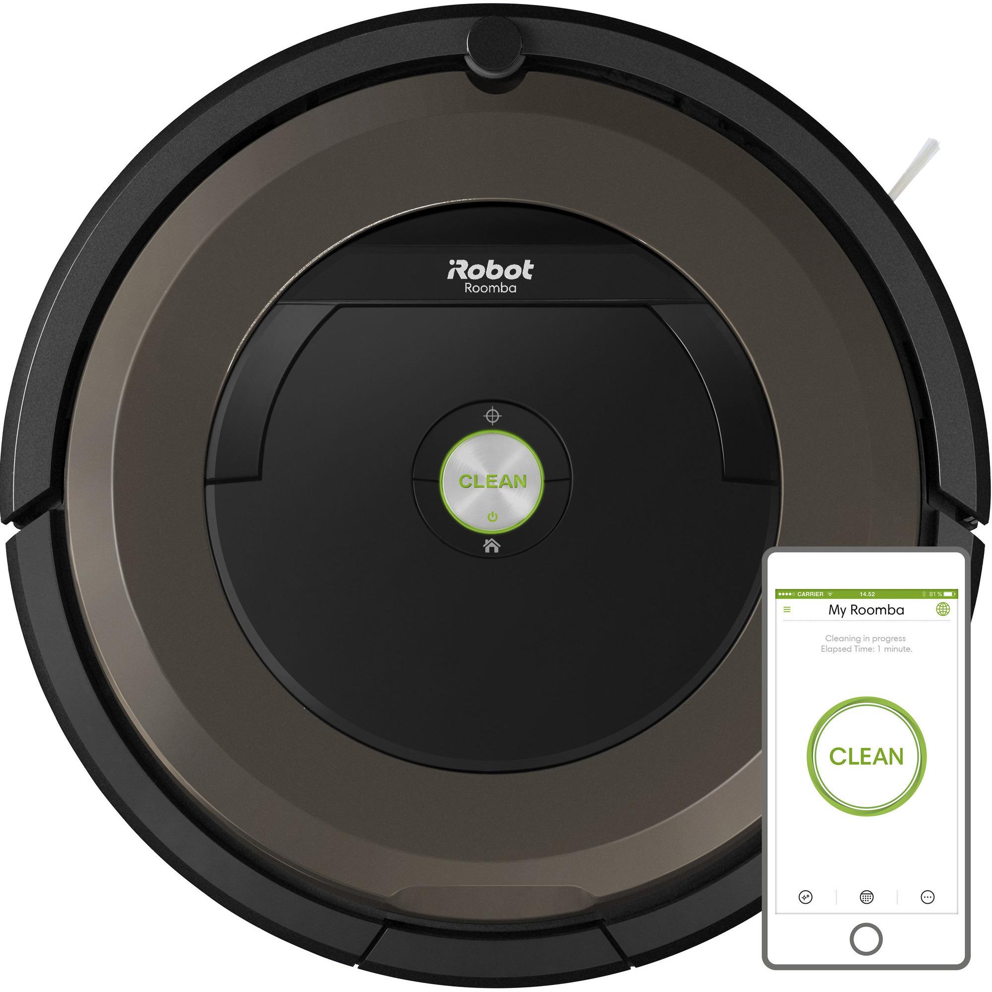 Roomba i7 Plus robotstøvsuger fra iRobot » Gratis Levering