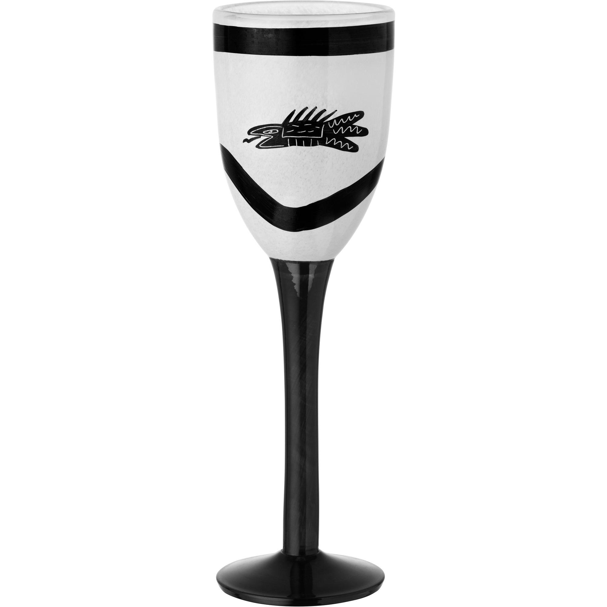 Kosta Boda Pokal Caramba 25 cm