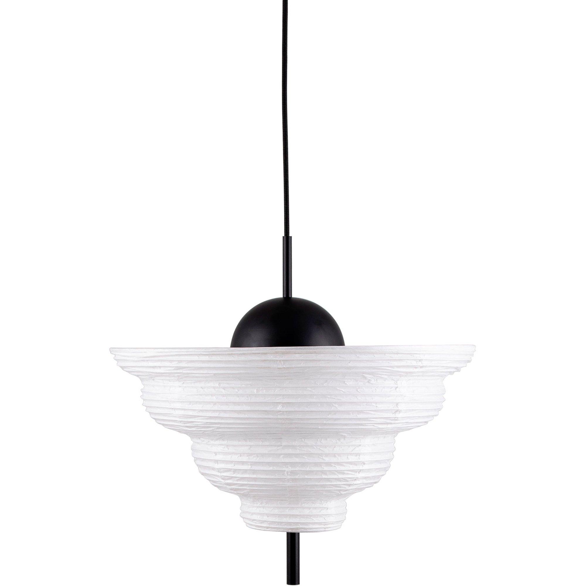 Globen Lighting Kyoto Pendel 45 cm vit