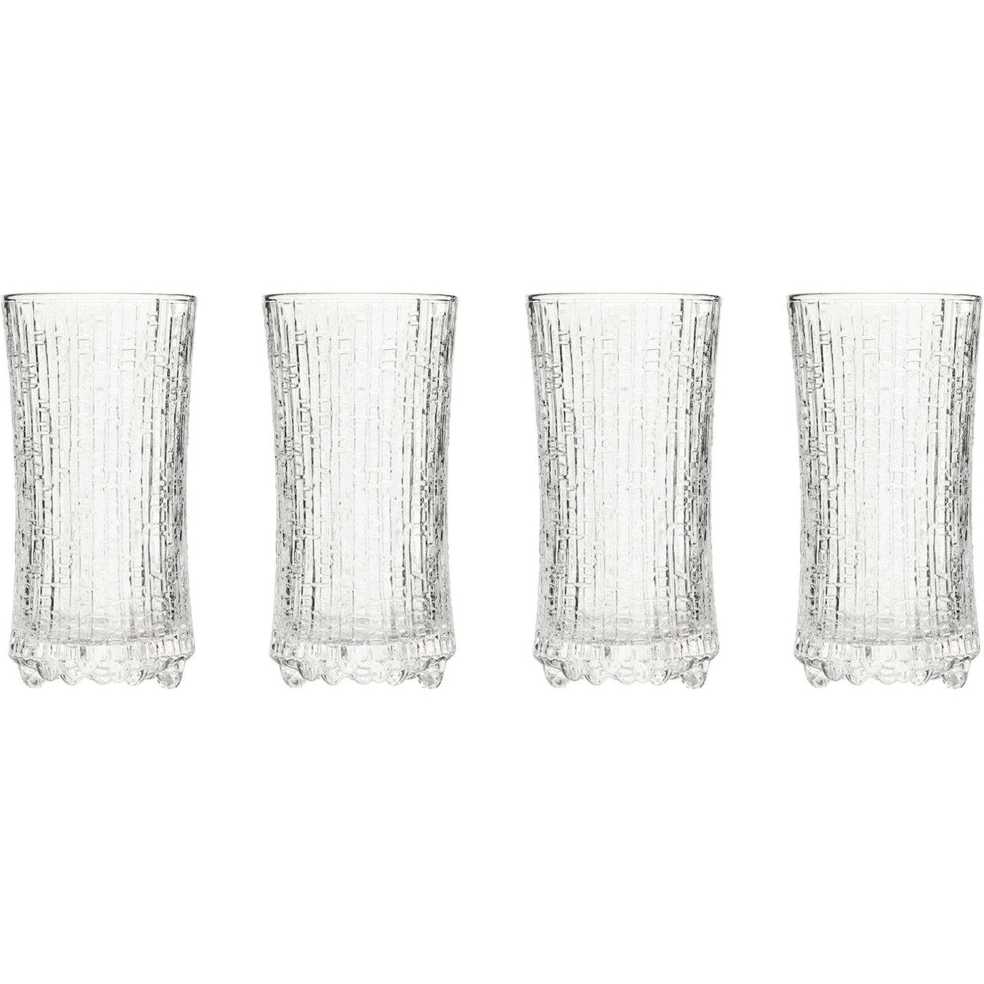 Iittala Ultima Thule Champagneglas 18 cl. 4 st.