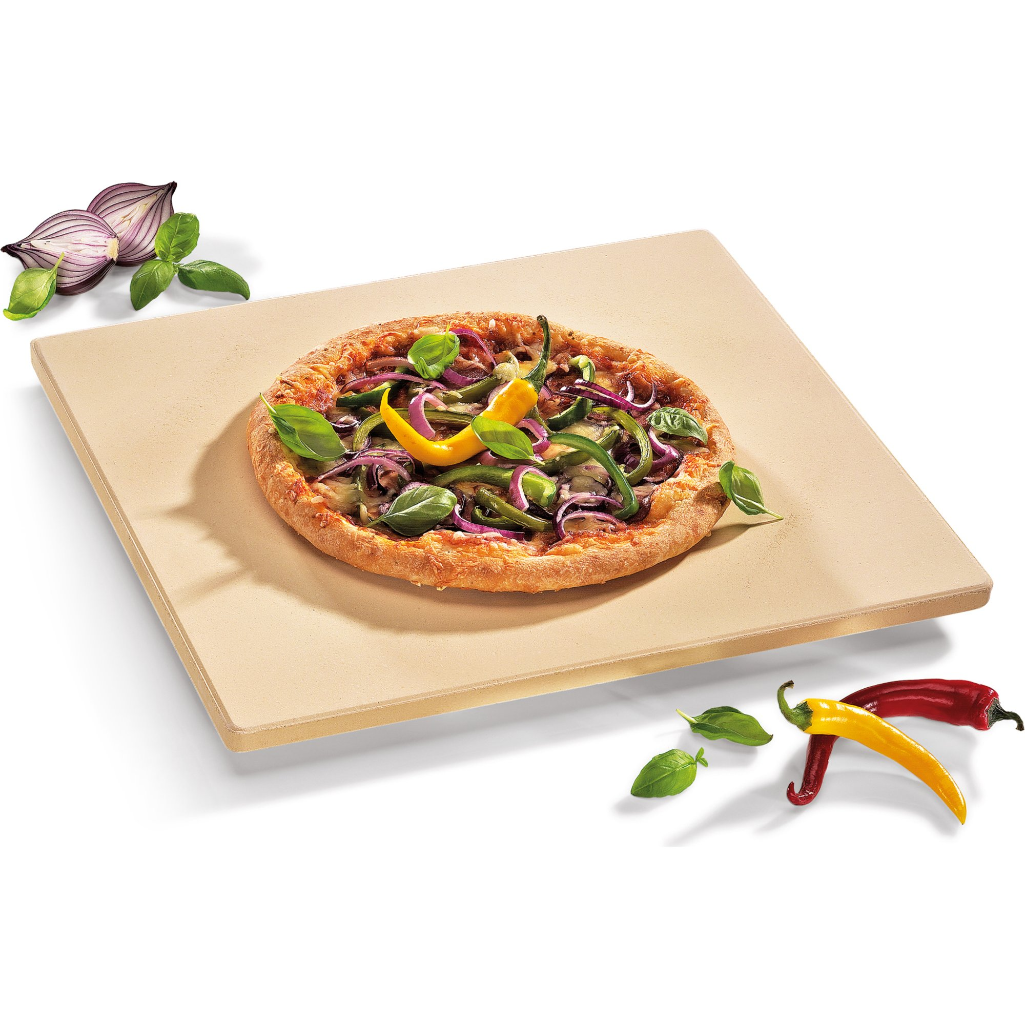 Küchenprofi Pizzasten på fot 40 cm.