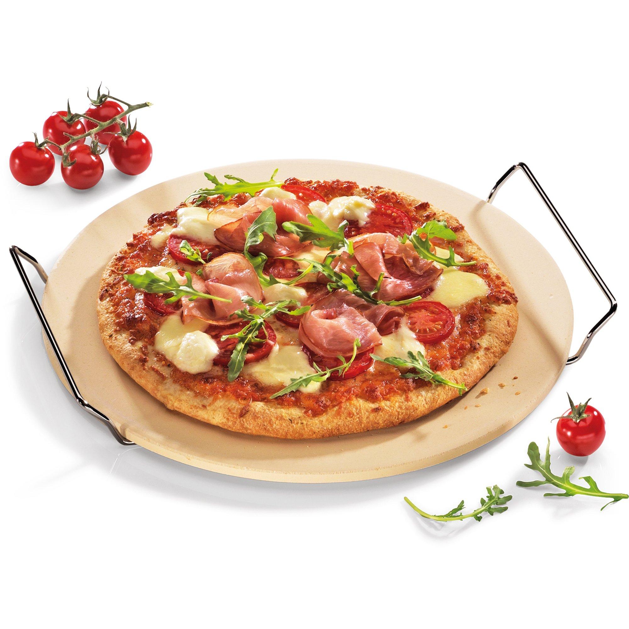 Küchenprofi Rund Pizzasten med stativ 30 cm
