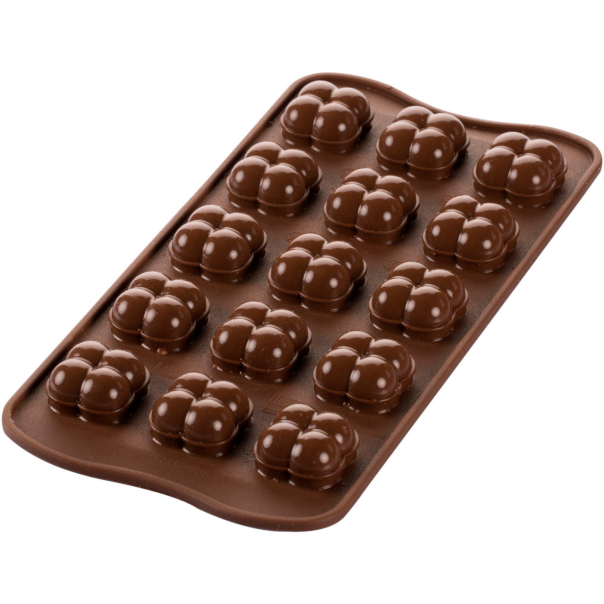 Silikomart Choco Game N.15 Pralinform