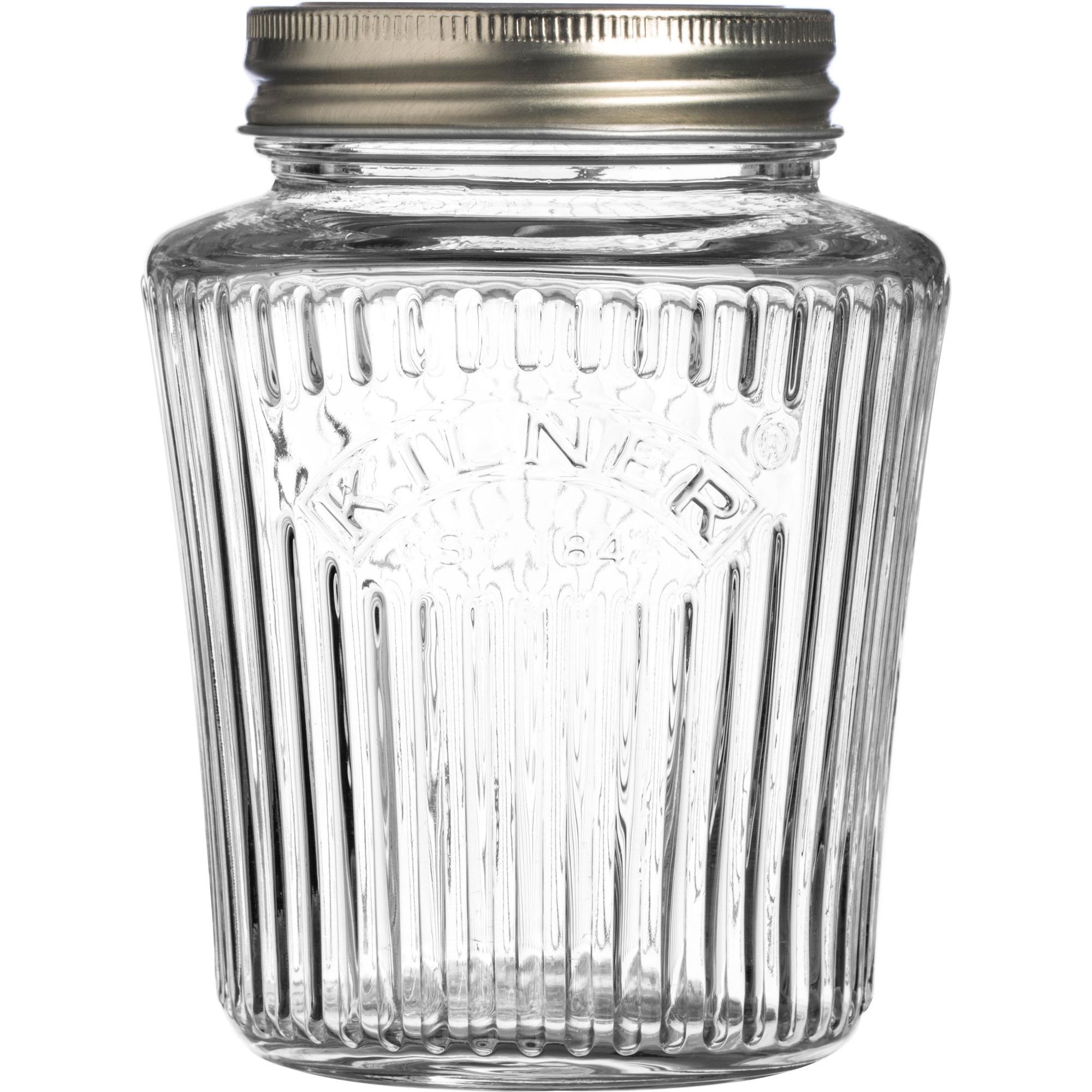 Kilner 05 liter konserveringsburk vintage