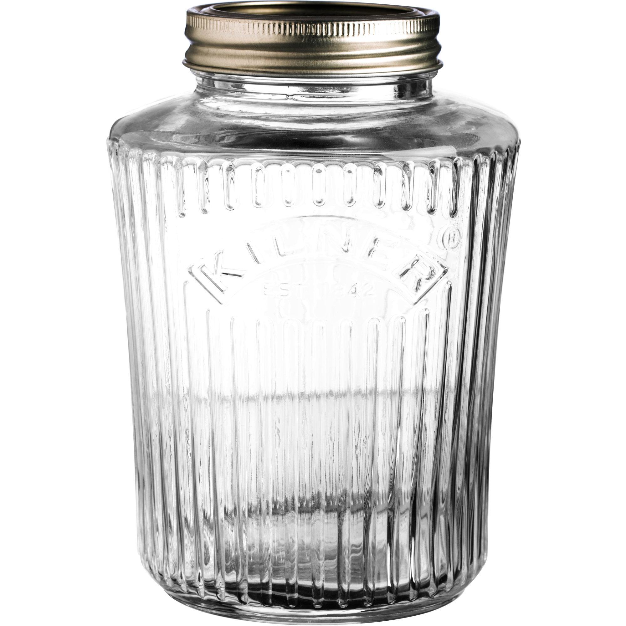 Kilner 1 liter konserveringsburk vintage