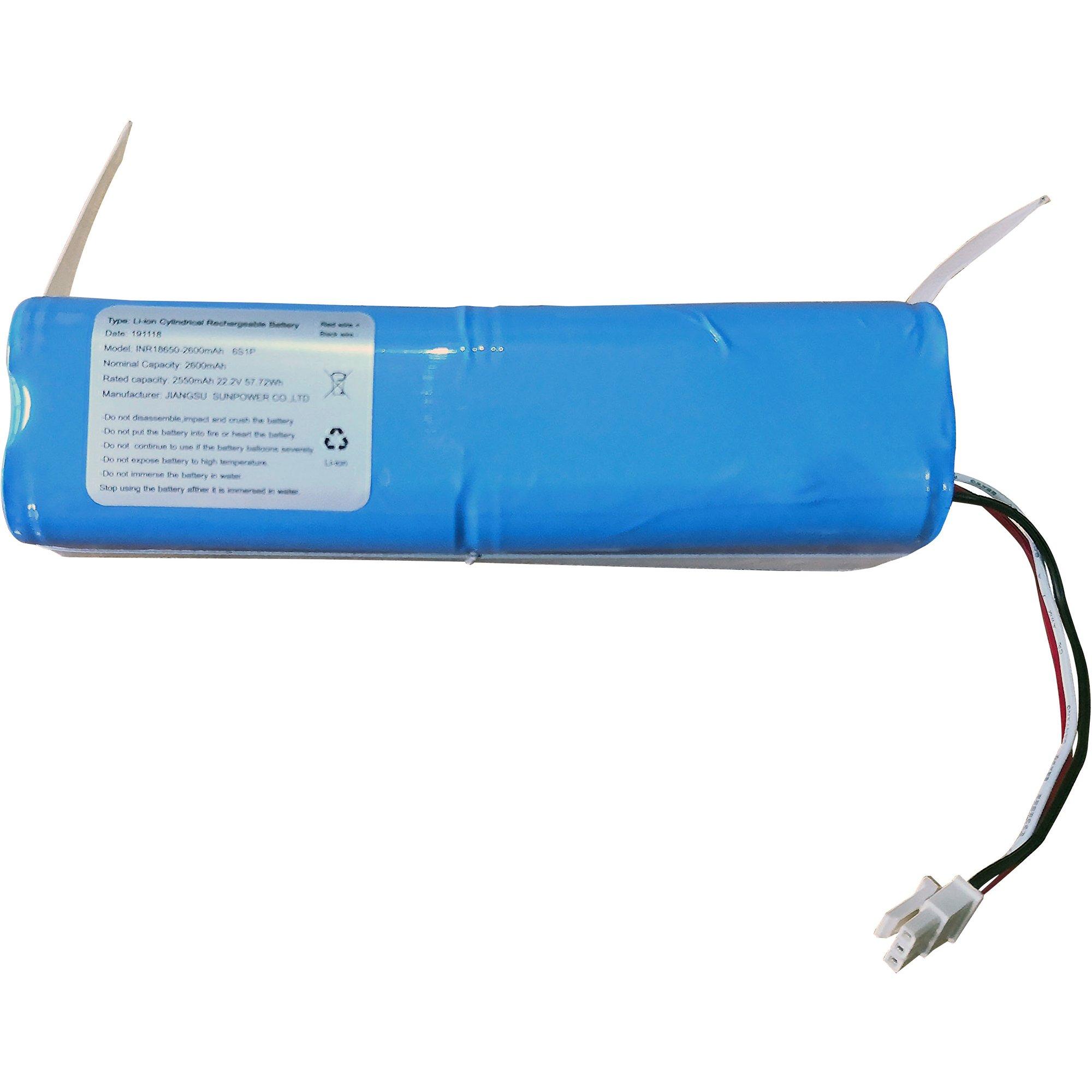 LawnExpert 5200 mAh Li-ion batteri