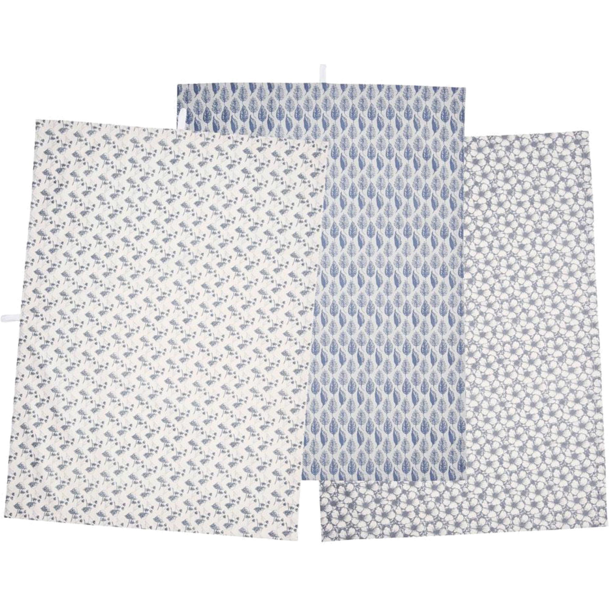 A Simple Mess Kökshandduk Eline 50×70 cm 3-pack