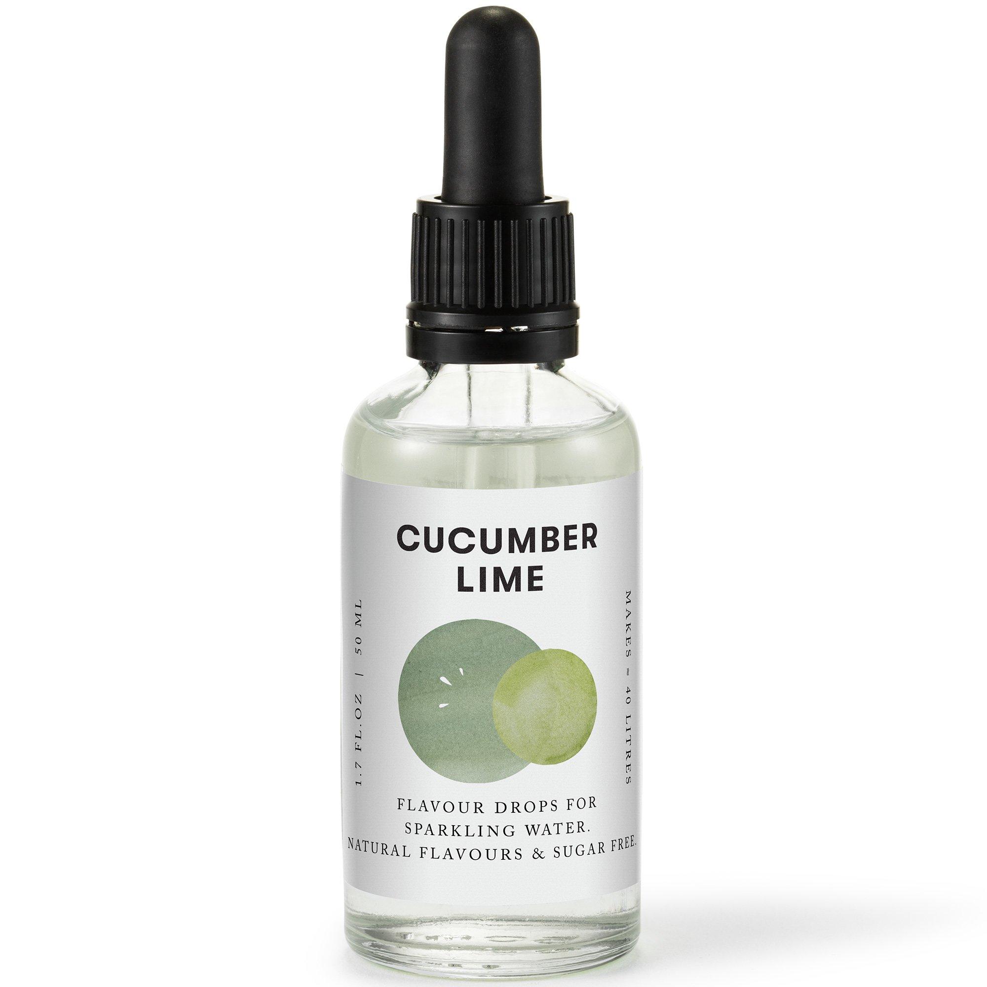 Bilde av Aarke Flavour Drops, Cucumber Lime