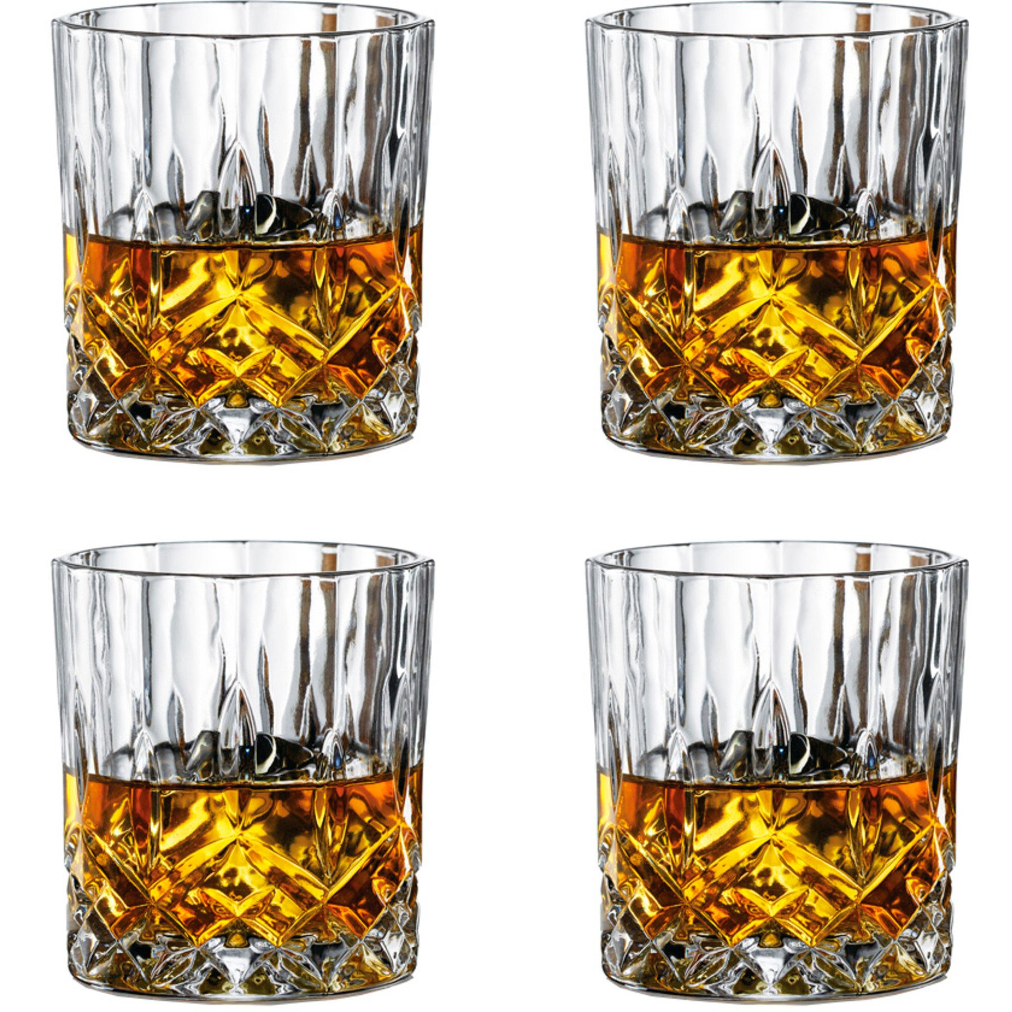 Aida Harvey Whiskyglas 31 cl Klar 4 st