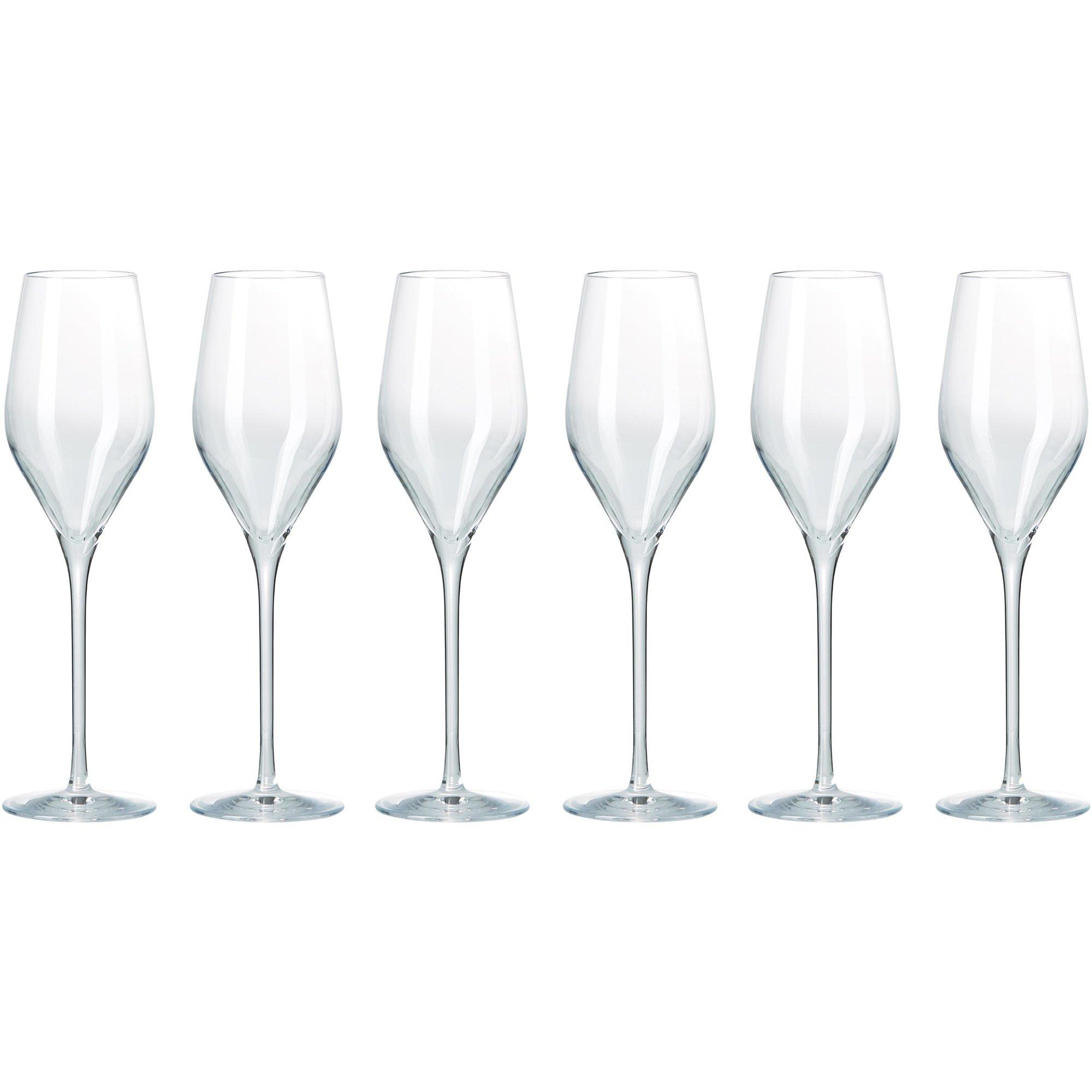 Aida Passion Connoisseur Champagneglas 6 st