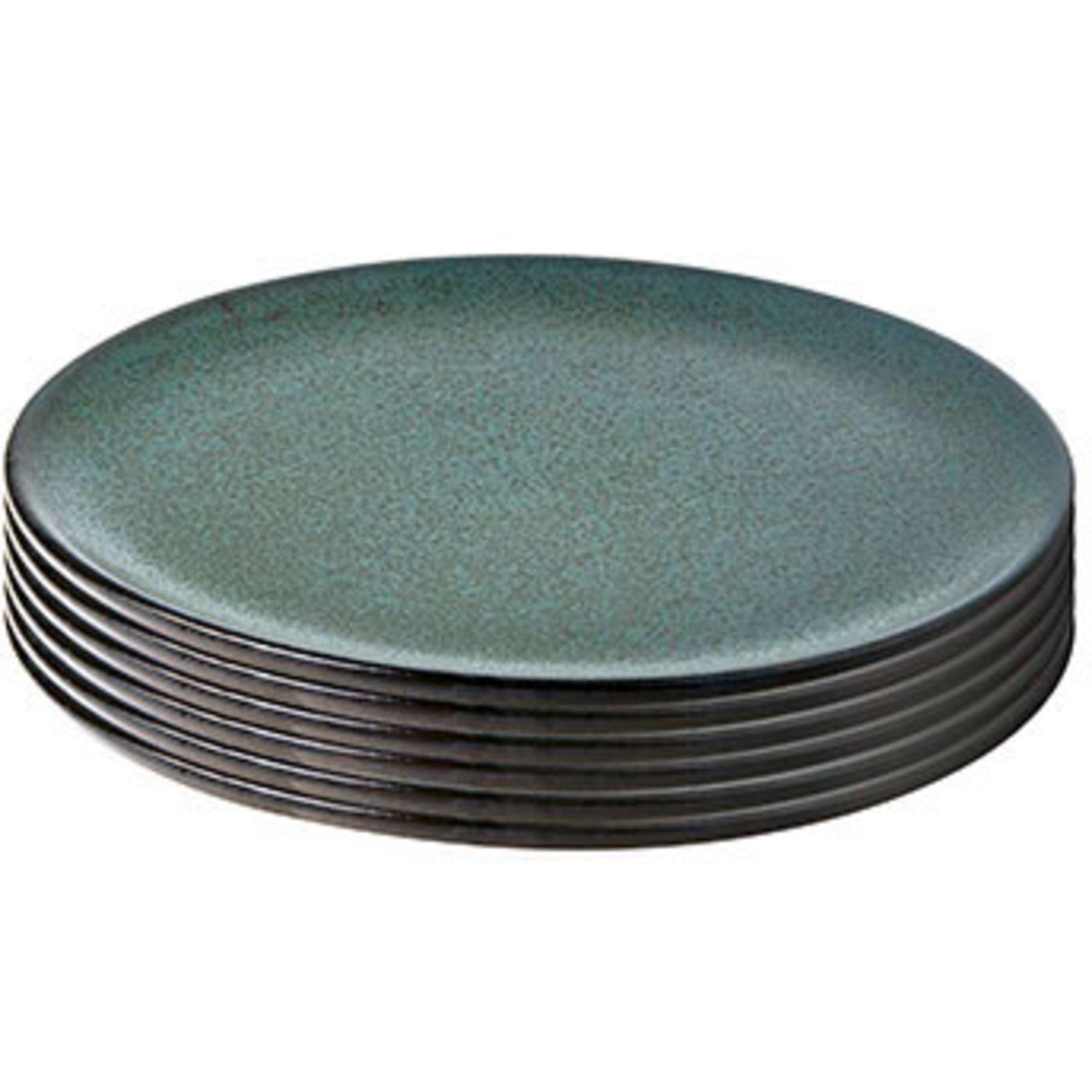 Bild på Aida RAW desserttallrik grön 20 cm. 6 st