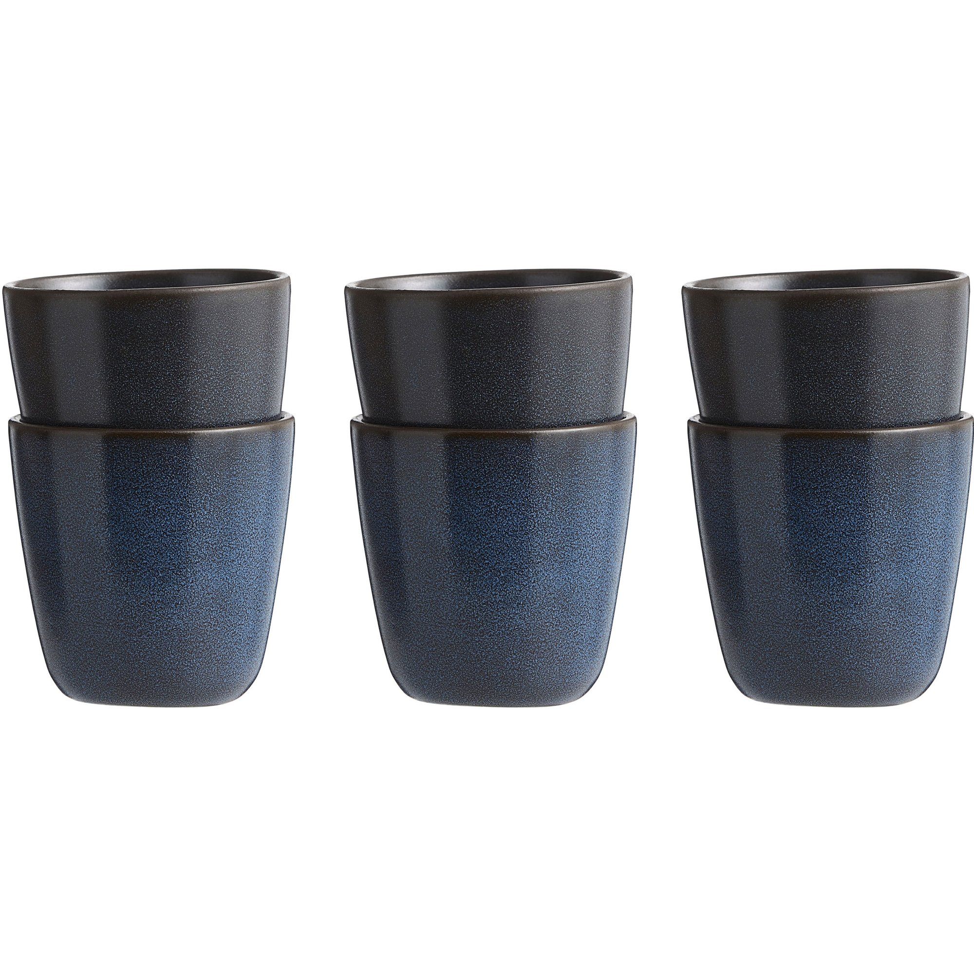 Aida RAW Mugg 6 st. Midnight Blue