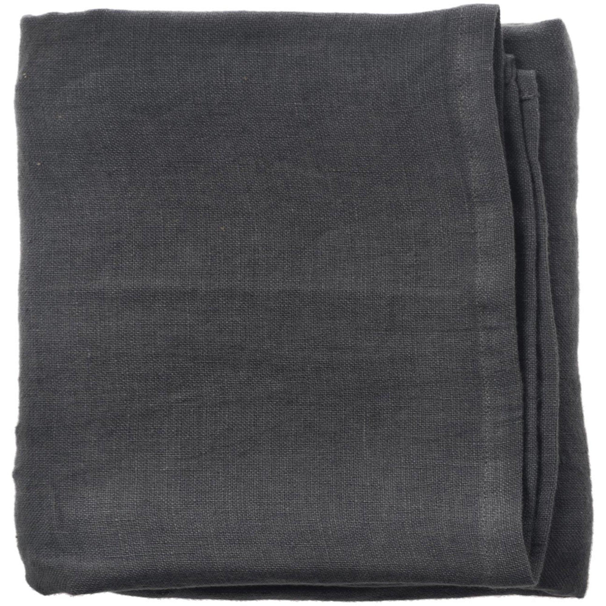 Aida RAW servetter 45×45 cm. mörkgrå 4 st