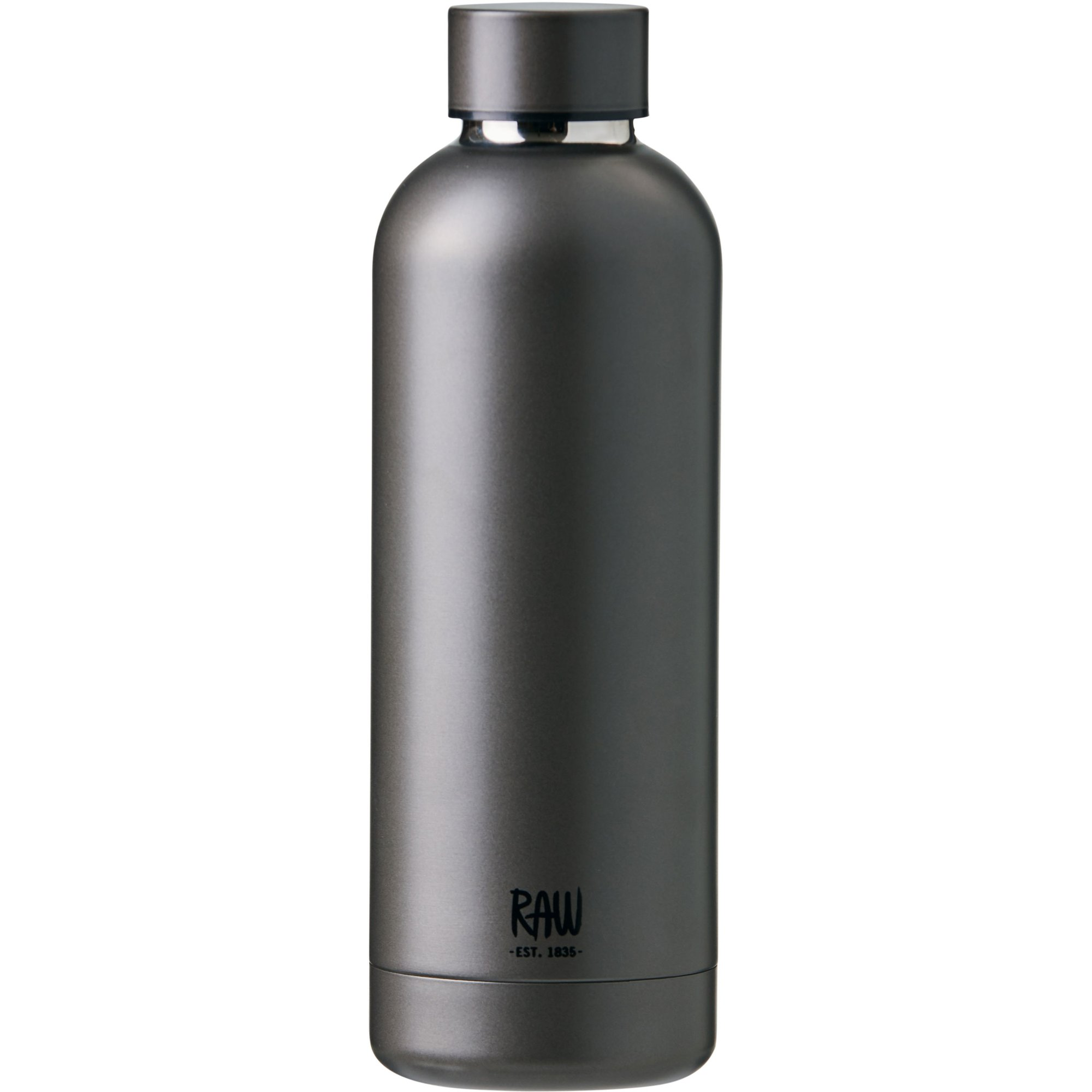 Aida RAW Termosflaska 0,5 liter Metallic Dark Grey