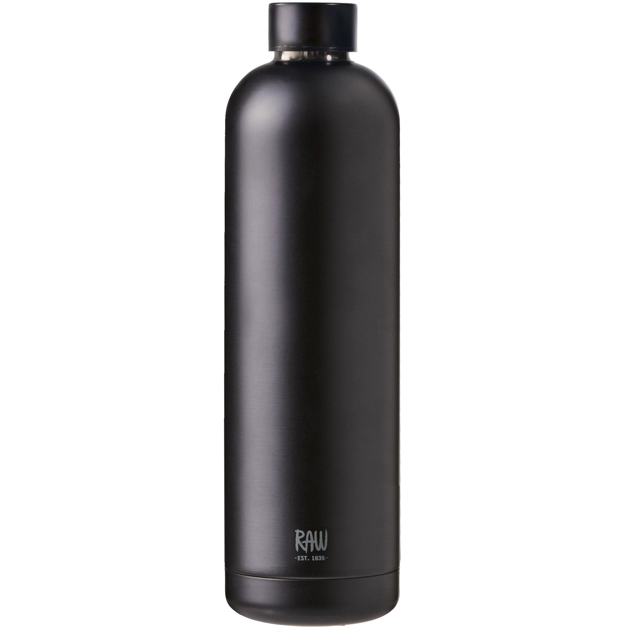 Aida RAW Termosflaska 1 liter Matte Black
