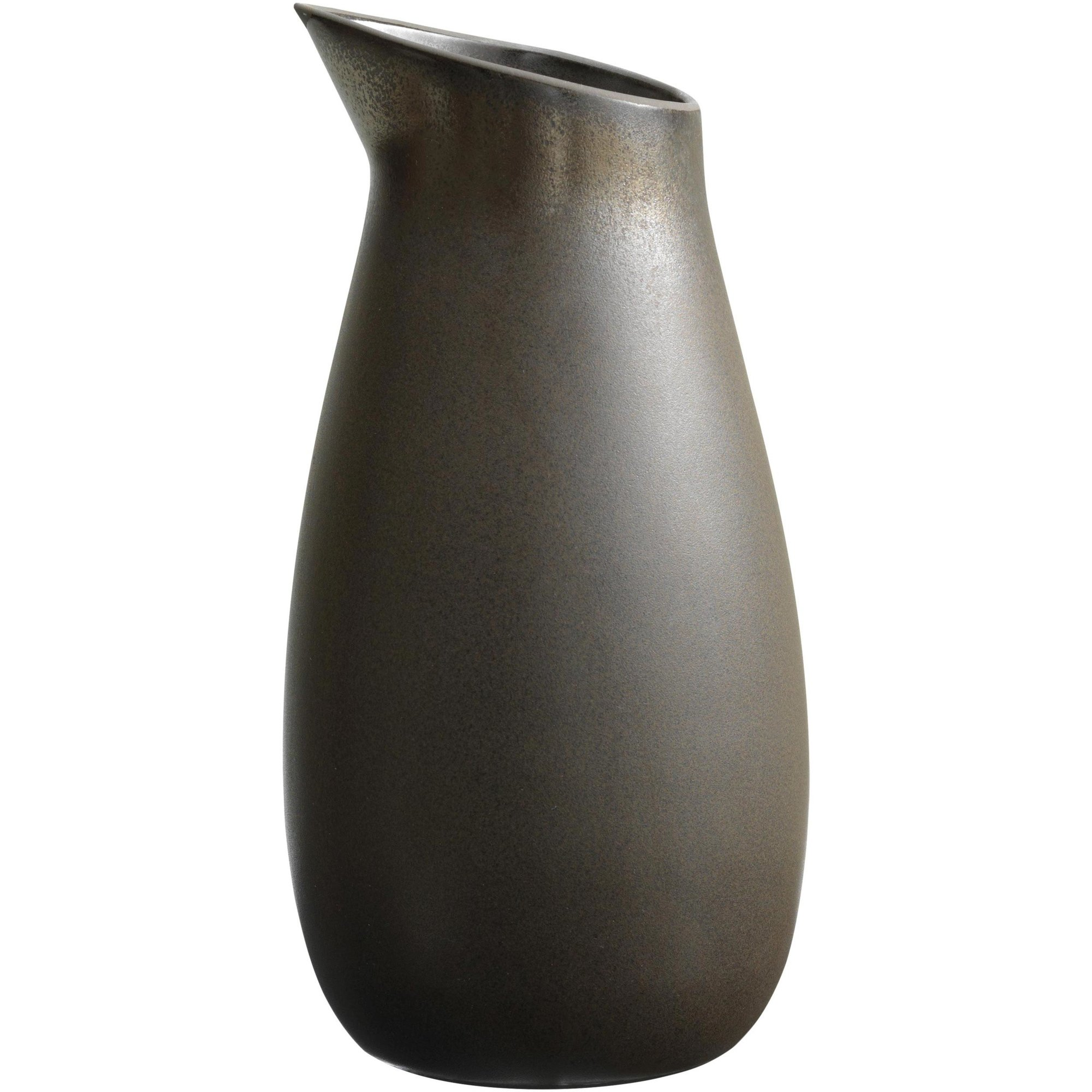 Aida RAW vattenkaraff metallisk brun 12 L.