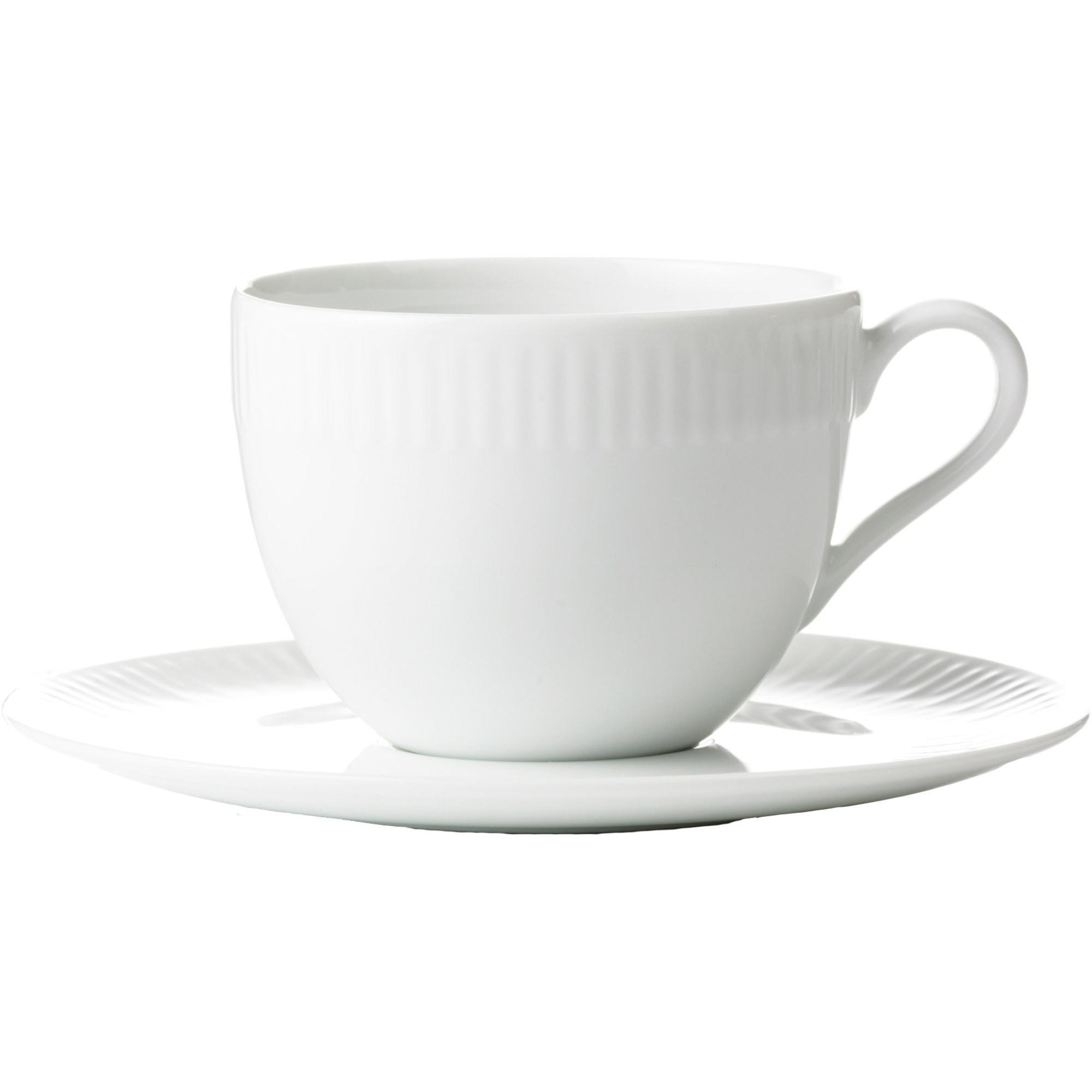 Aida Relief Kaffekopp 20 cl 4-Pack