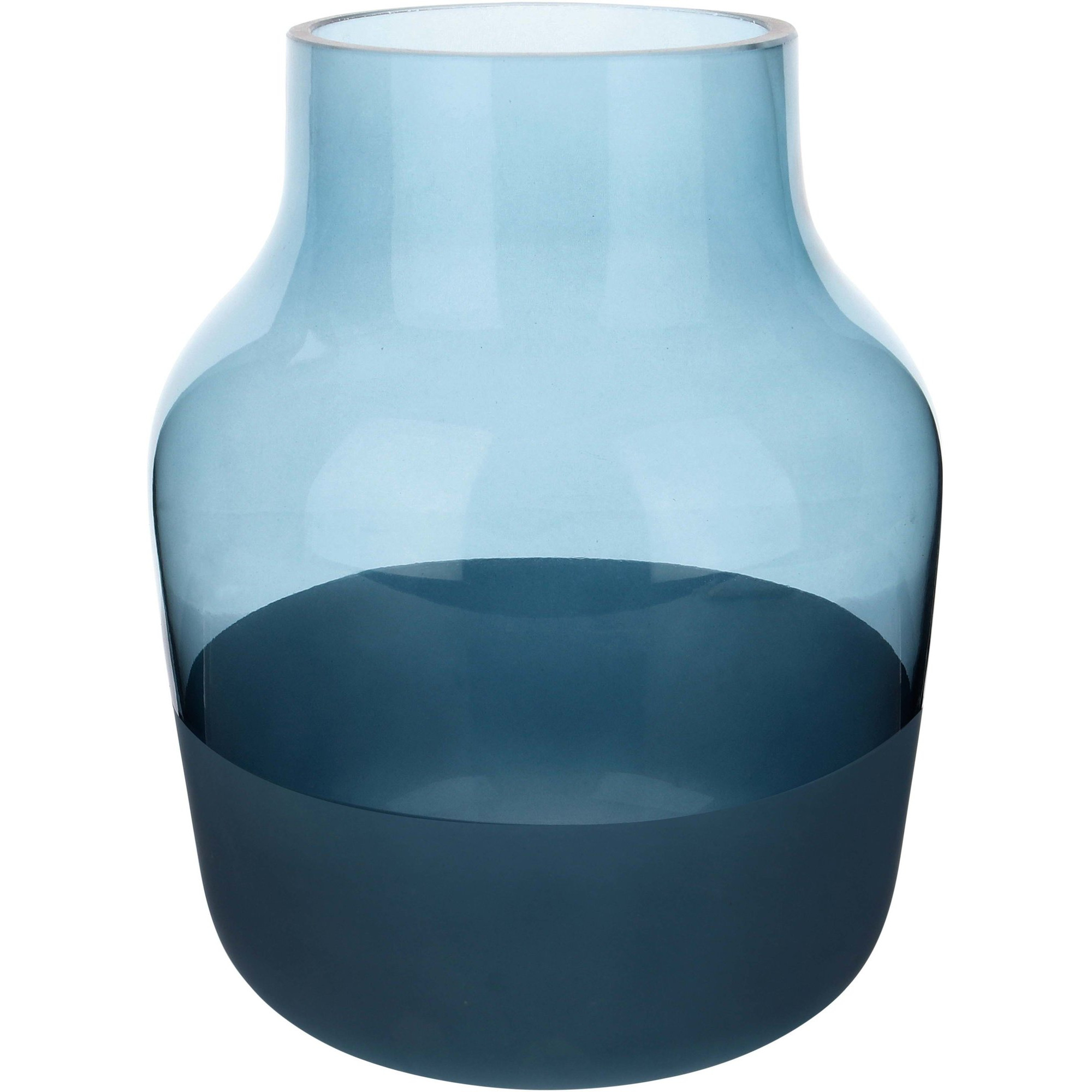 Aida Vas 19 cm Blå