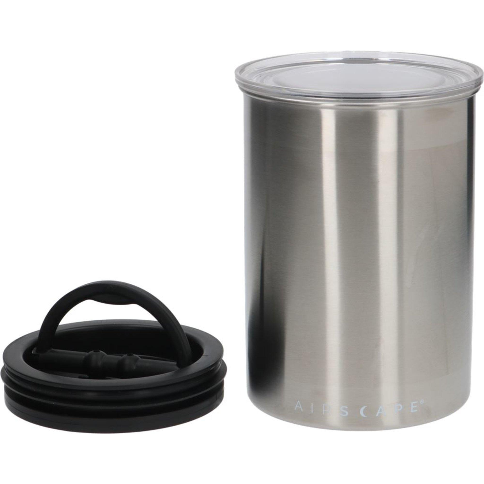 Airscape Förvaringsburk Krom 1 800 ml