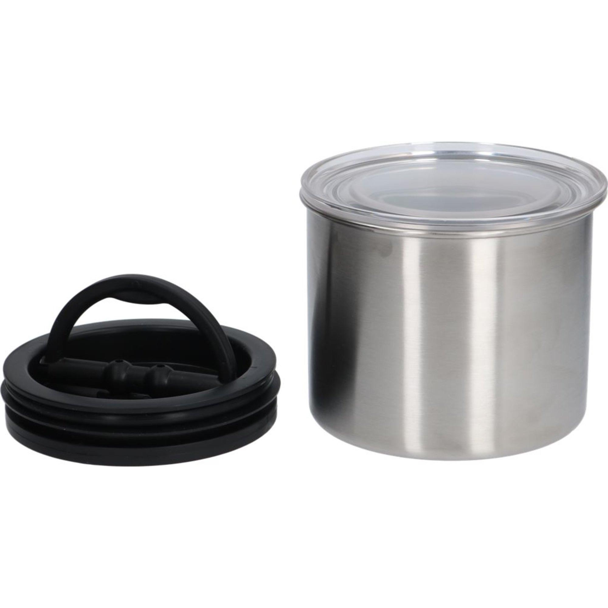 Airscape Förvaringsburk Krom 850 ml