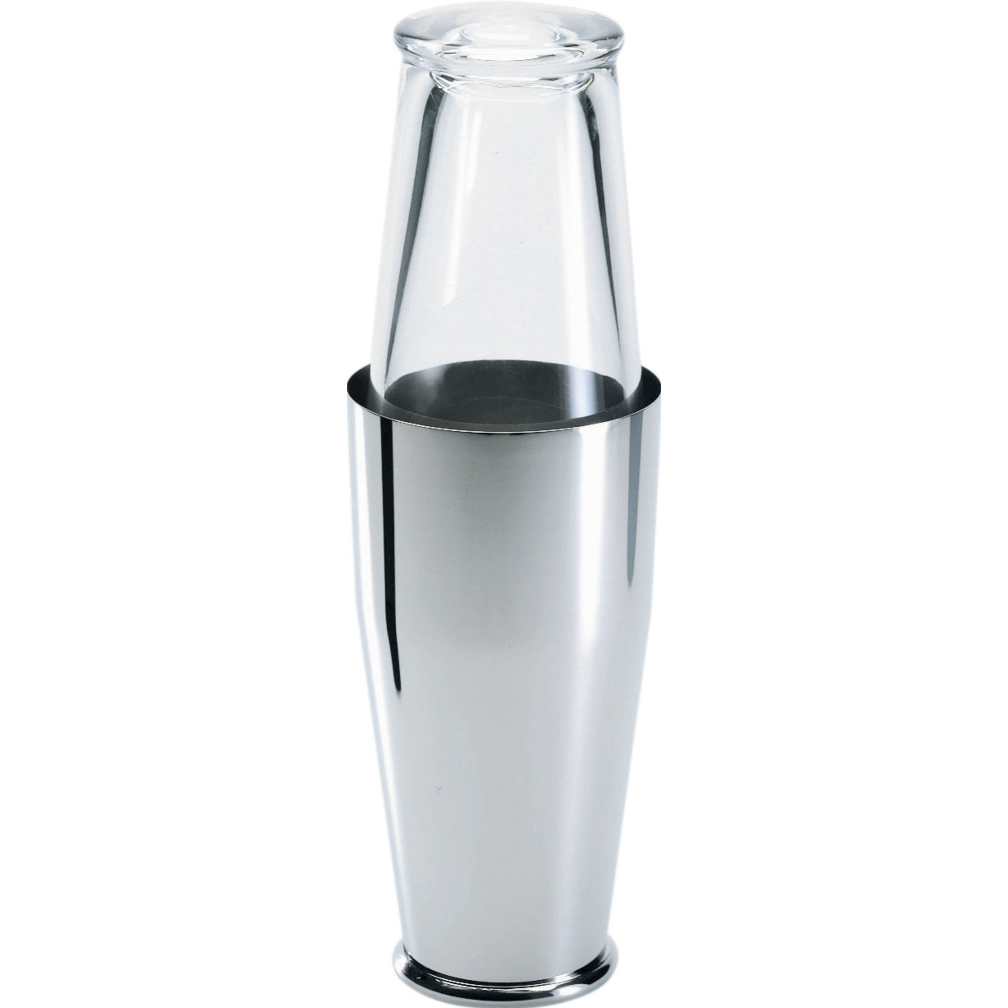 Alessi Boston Cocktail Shaker för Glas 50 cl