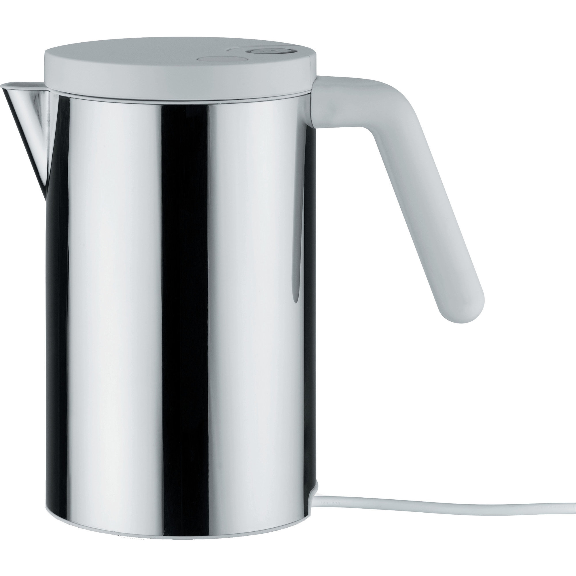 Alessi Hot-it Vattenkokare 08 liter Vit