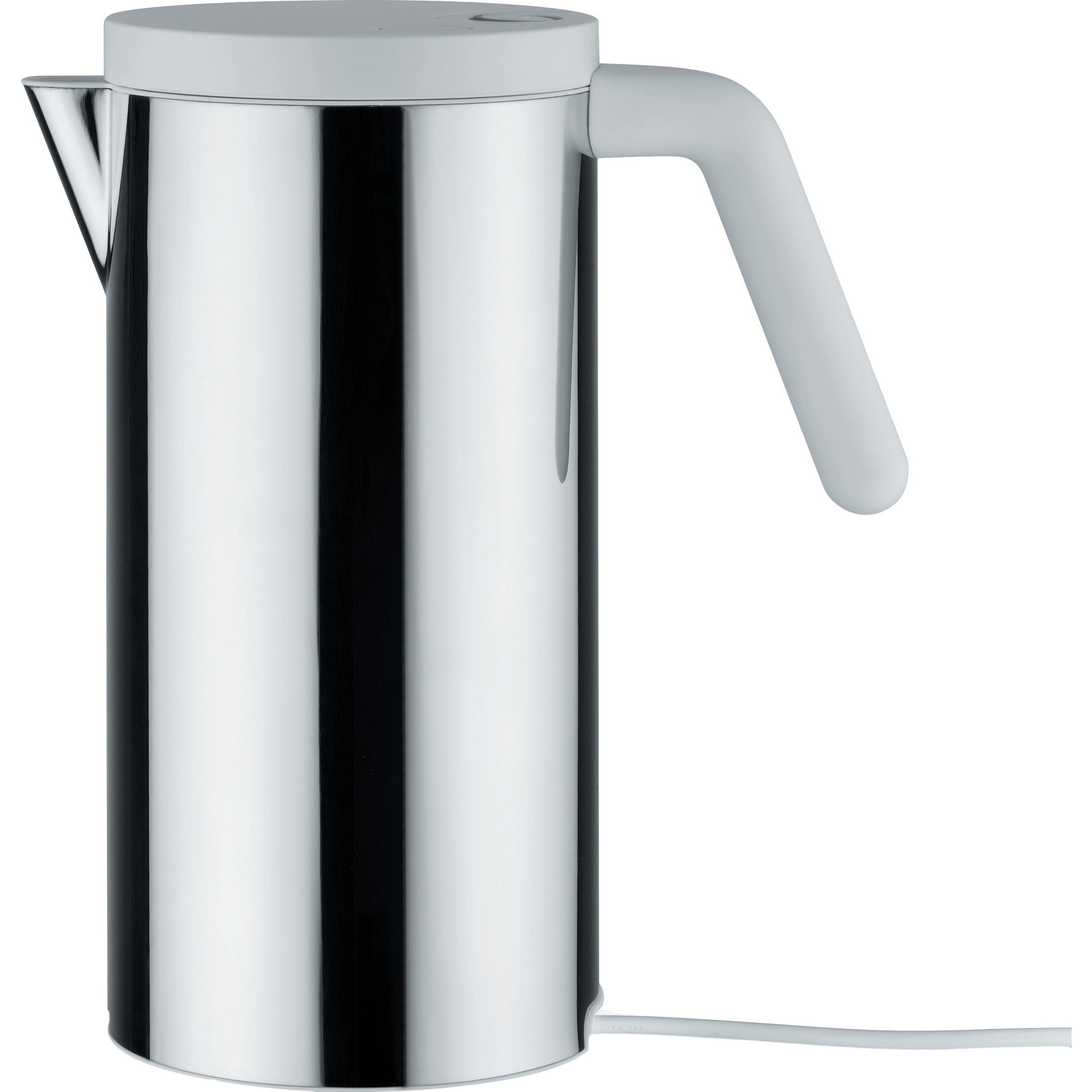 Alessi Hot-it Vattenkokare 14 liter Vit