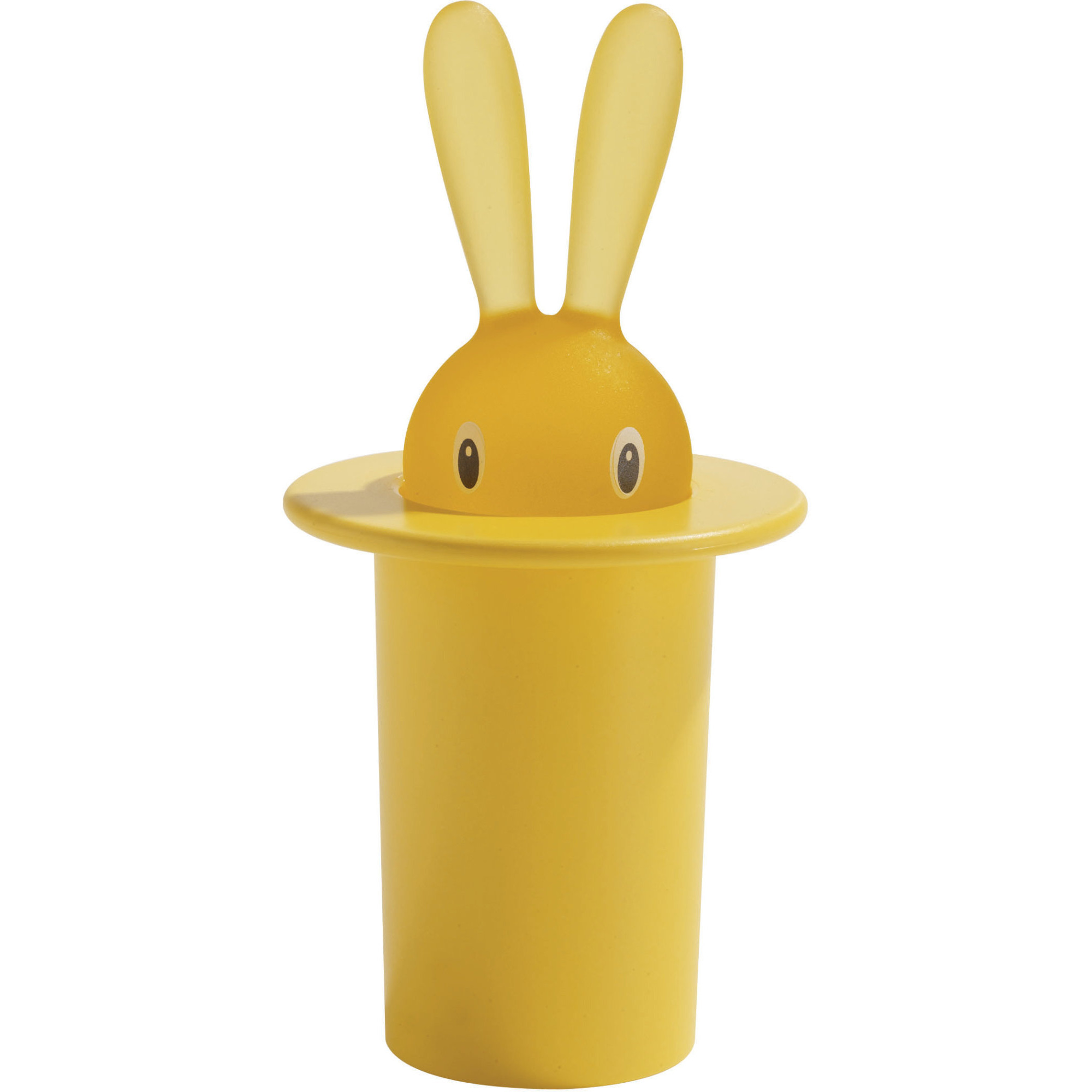 Alessi Magic Bunny Tandpetshållare Gul