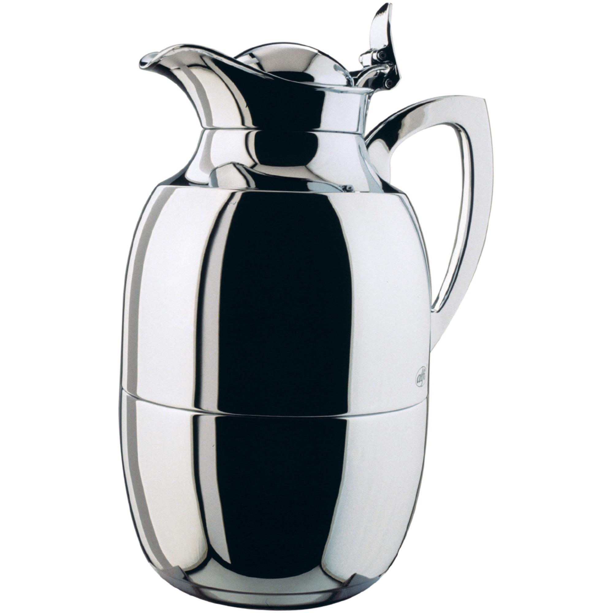 Alfi Juwel Termoskanna 1 liter krom