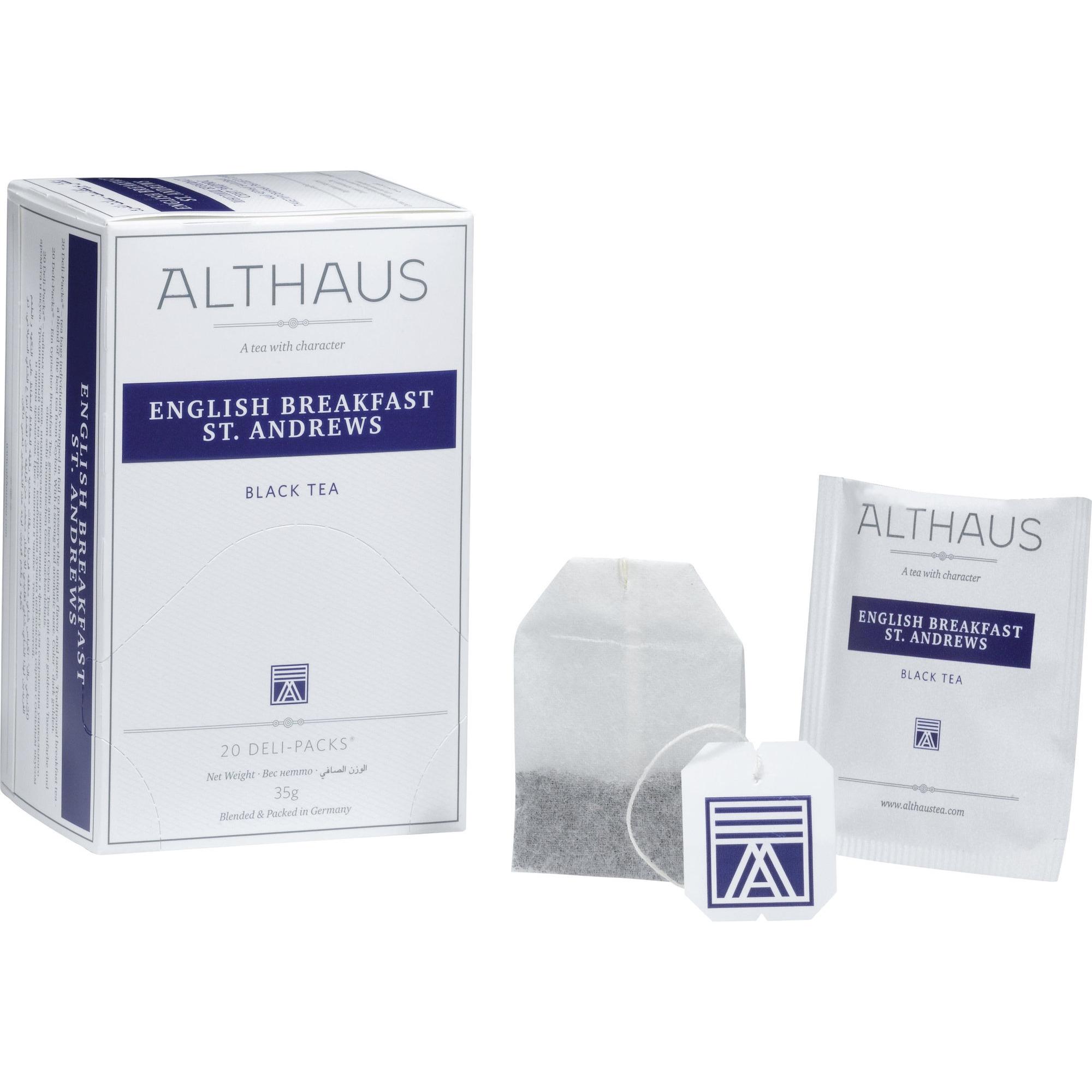 Bilde av Althaus 20 Stk. English Breakfast Te