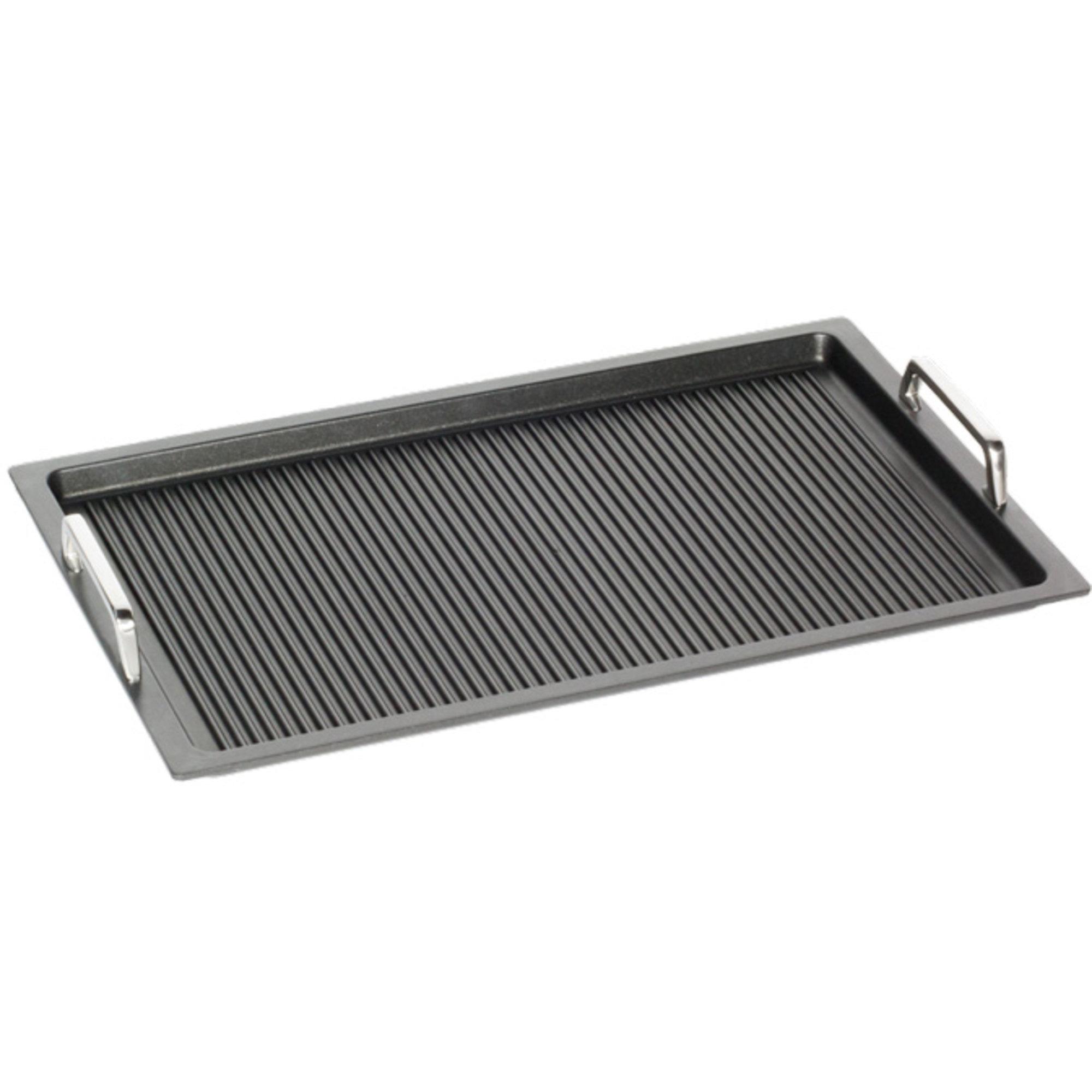 AMT Gastroguss Stekbord 53×33 cm med Grill