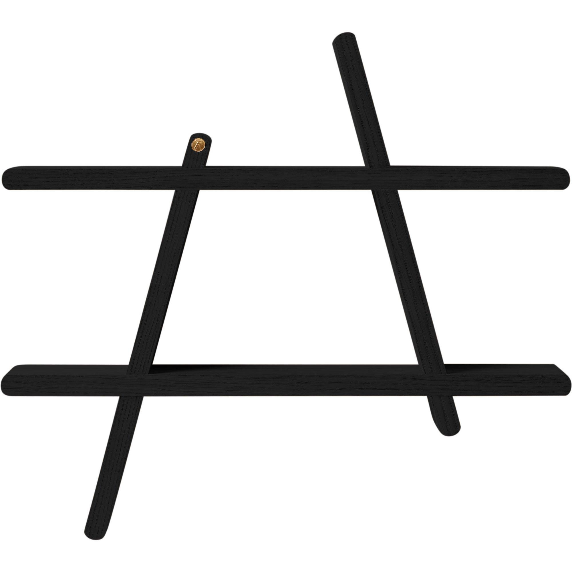 Bilde av Andersen Furniture A-shelf Hylle Svart, Medium