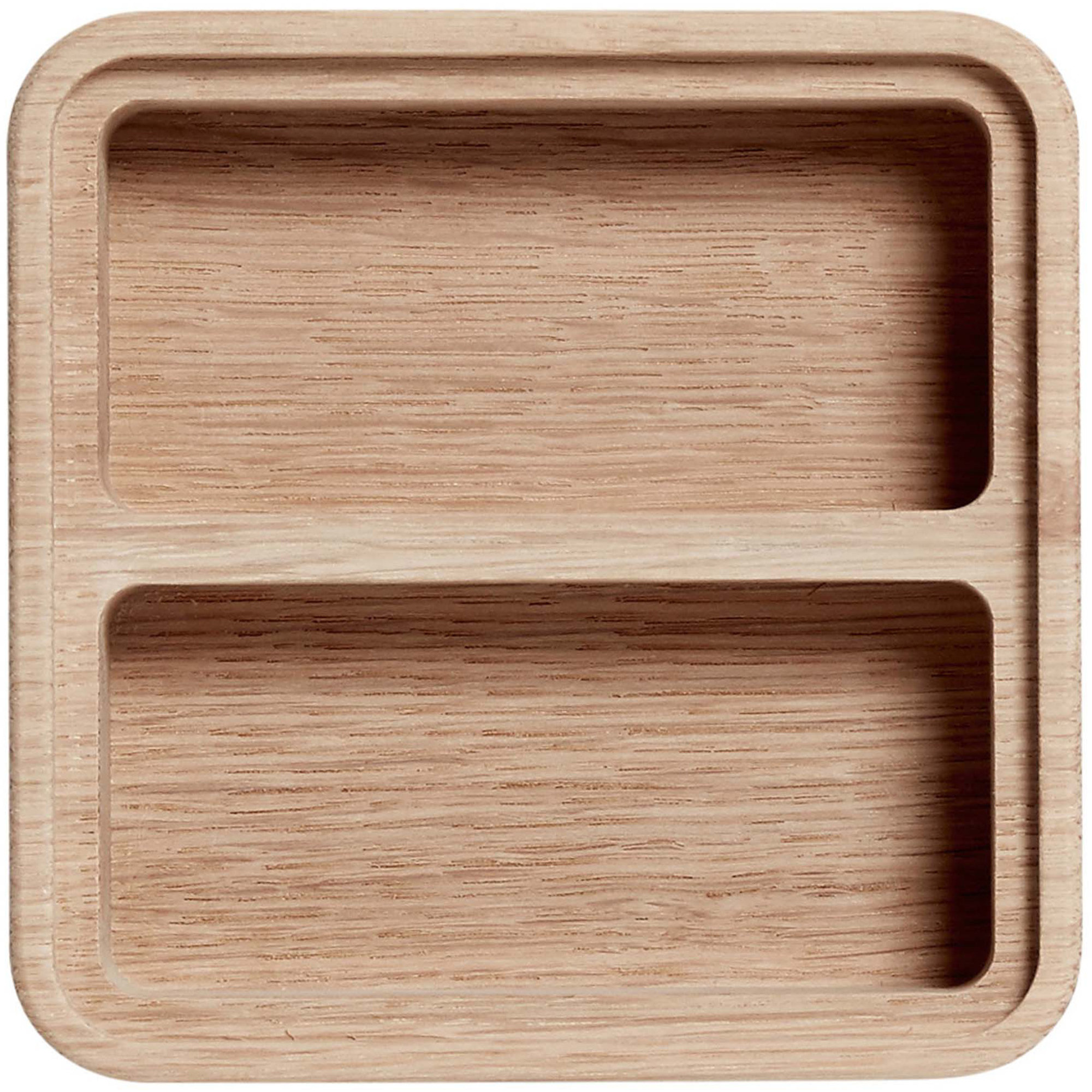 Bilde av Andersen Furniture Create Me Box Med 2 Lommer 12 X 12 Cm Oak