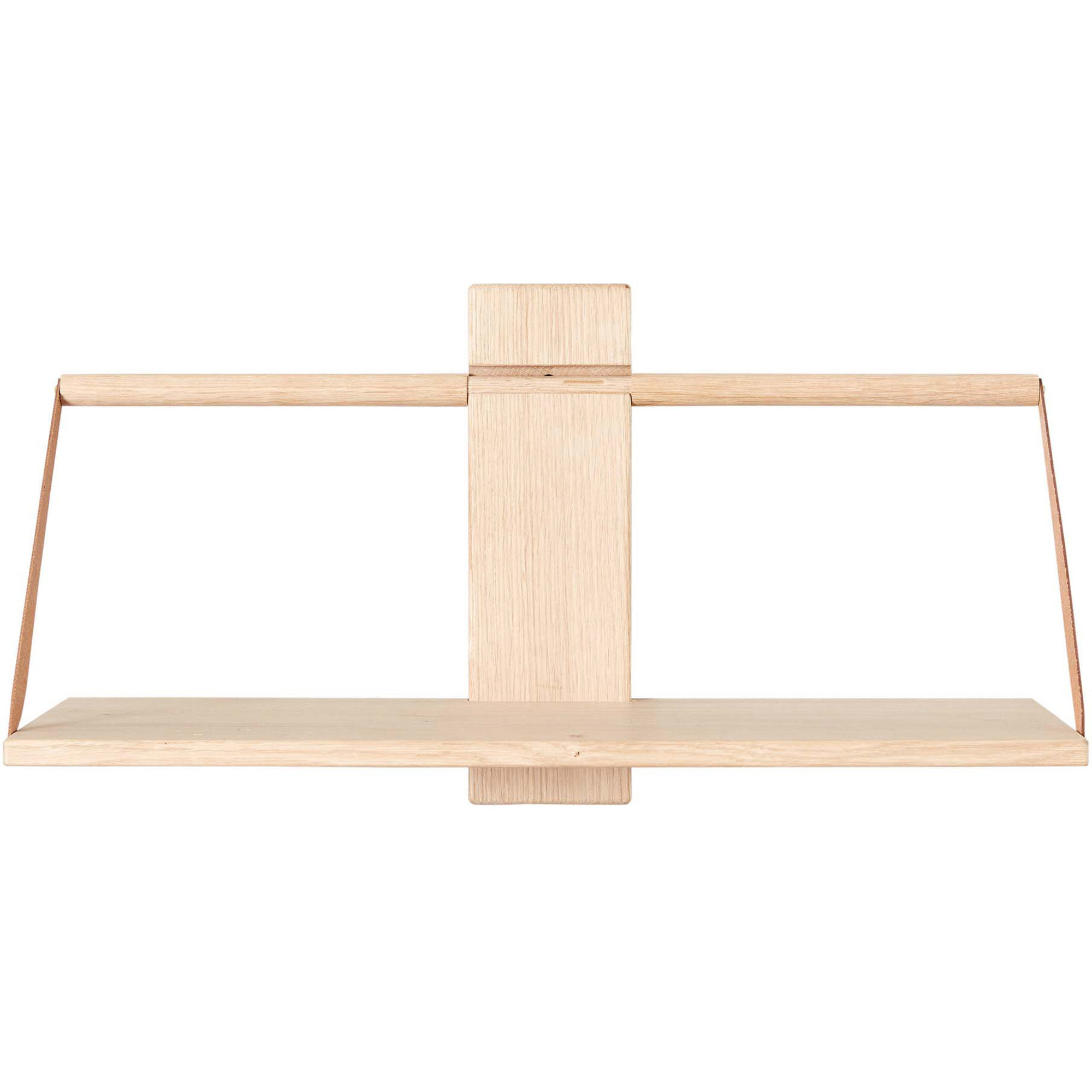 Andersen Furniture Wood wall Shelf 60 x 25 x 32 cm Large Oak