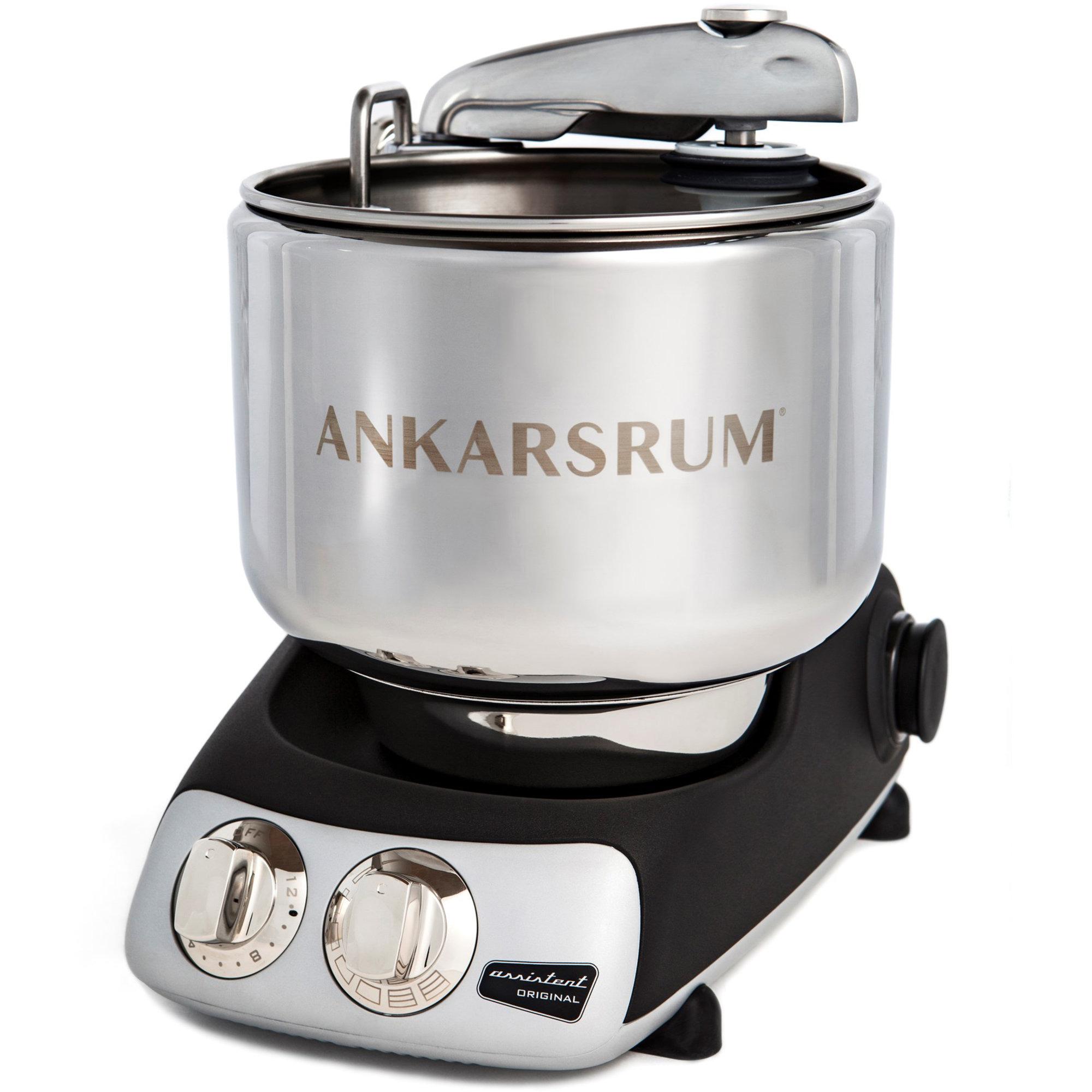 AKM 6220 køkkenmaskine matsort fra Ankarsrum » Gratis Levering