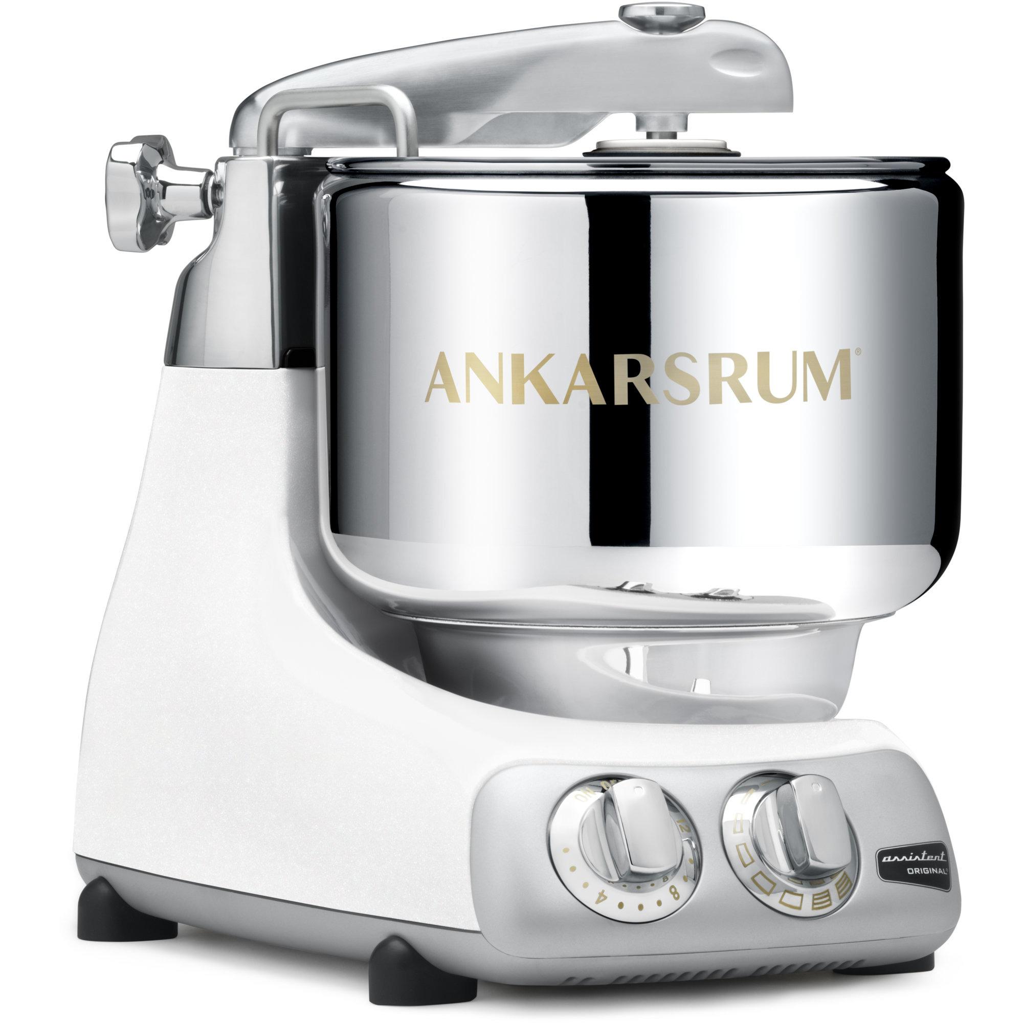 Bilde av Ankarsrum Akm 6230 Kjøkkenmaskin Original Glossy White