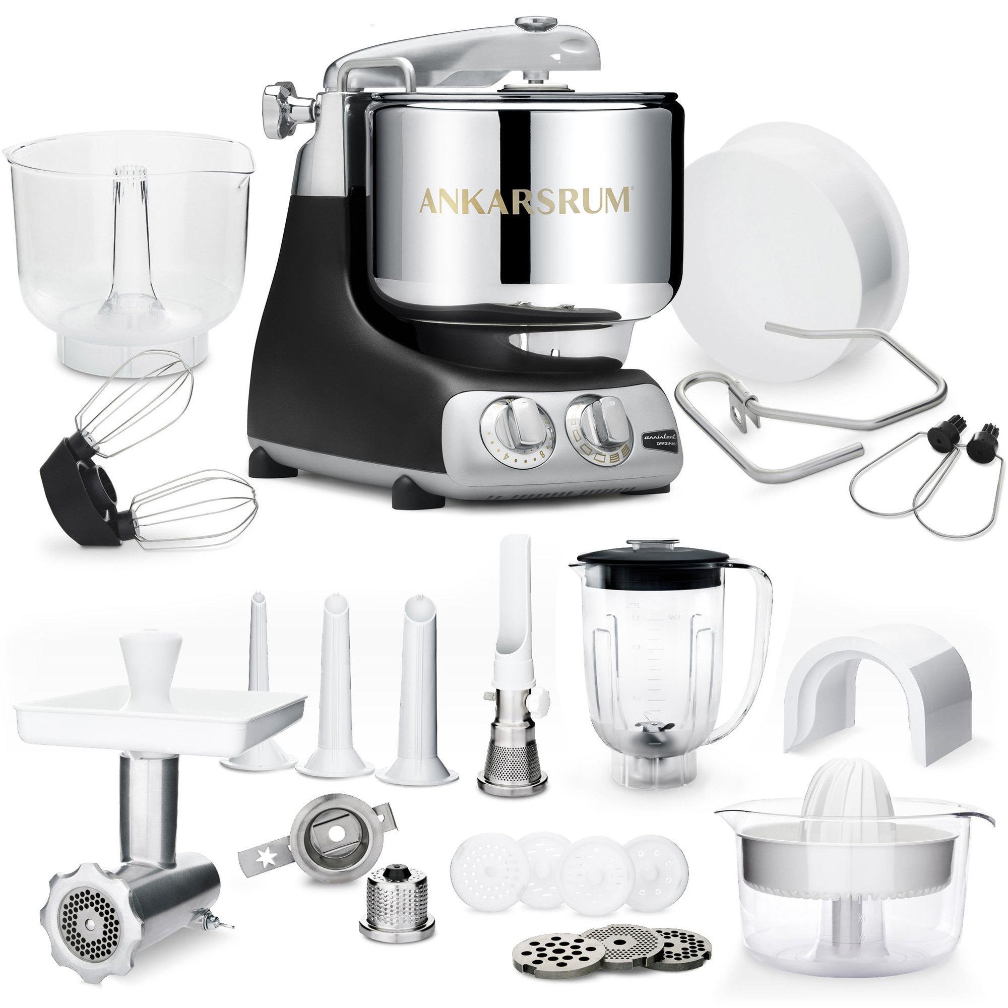 Billede af Ankarsrum AKM 6230 Køkkenmaskine + Deluxe pakke, Matsort