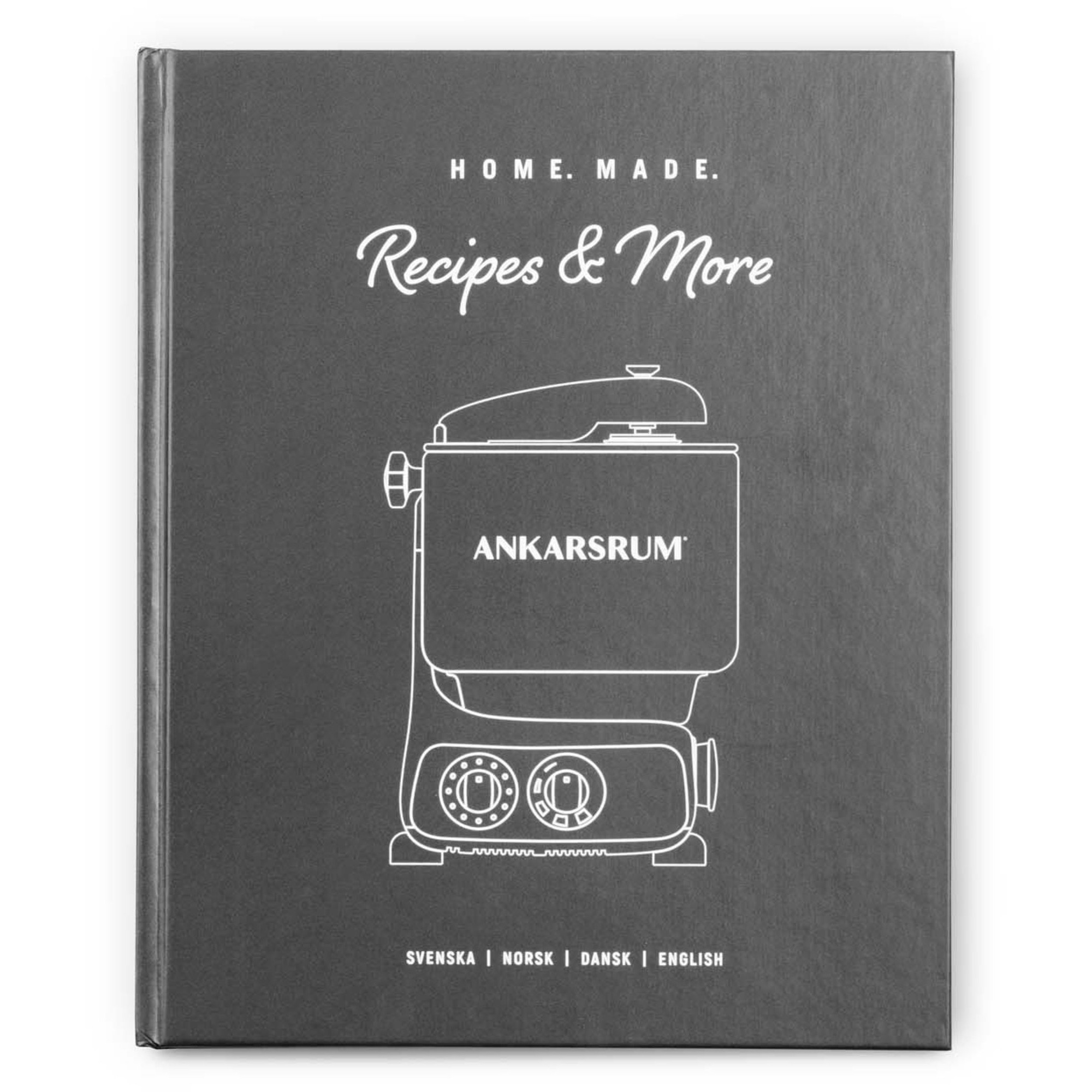 Ankarsrum Assistent Original Receptbok