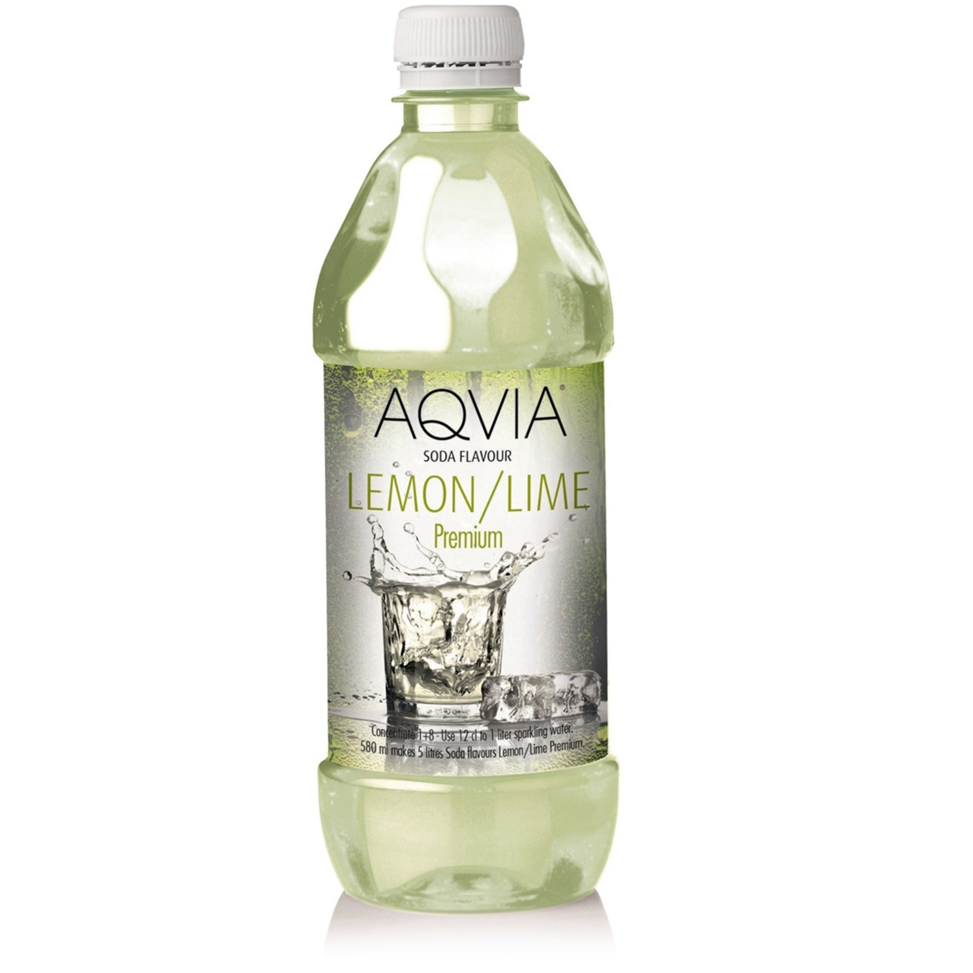 Aqvia Citron/lime