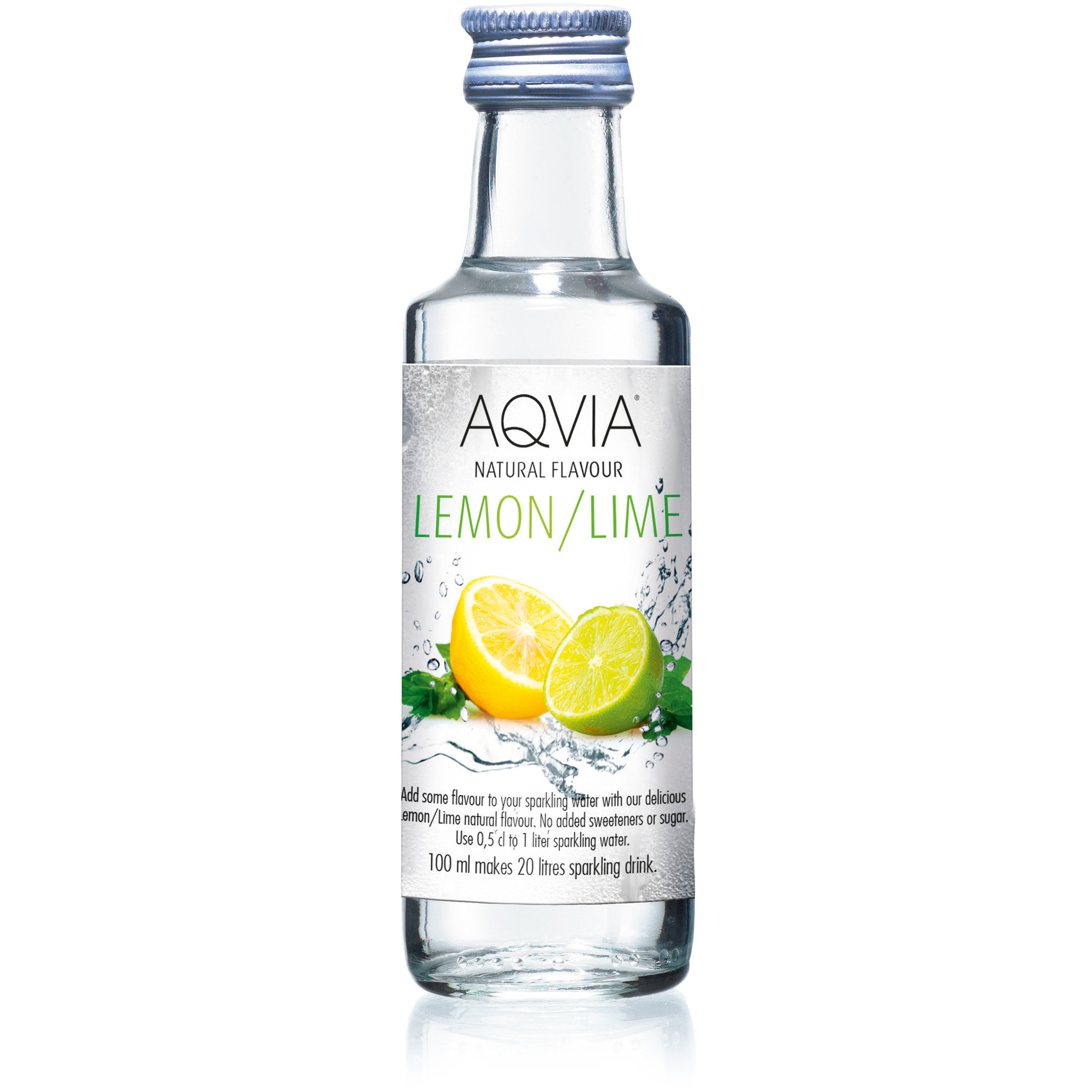 Aqvia Essens Lemon/ Lime