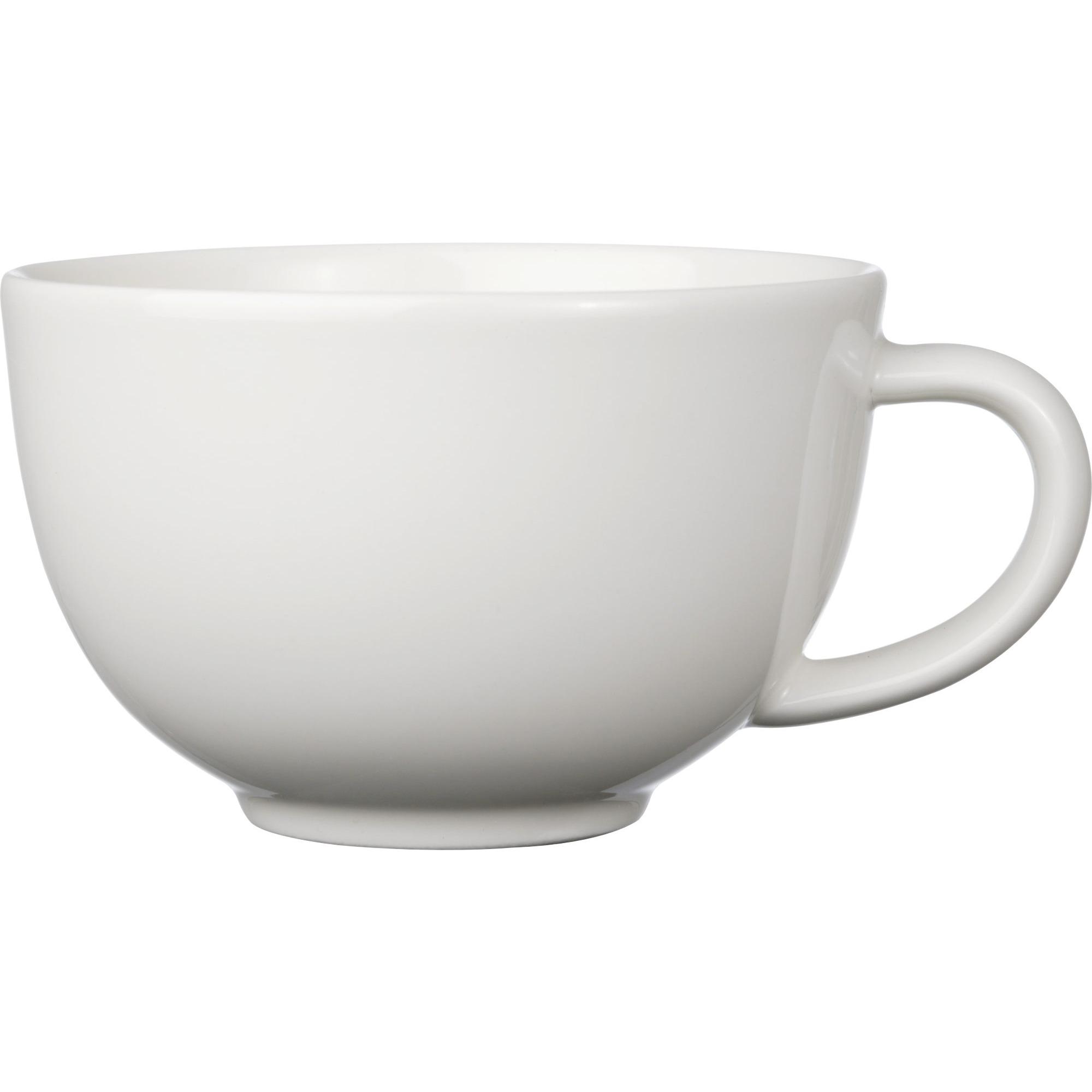 Arabia 24 h Kaffekopp 26 cl Vit