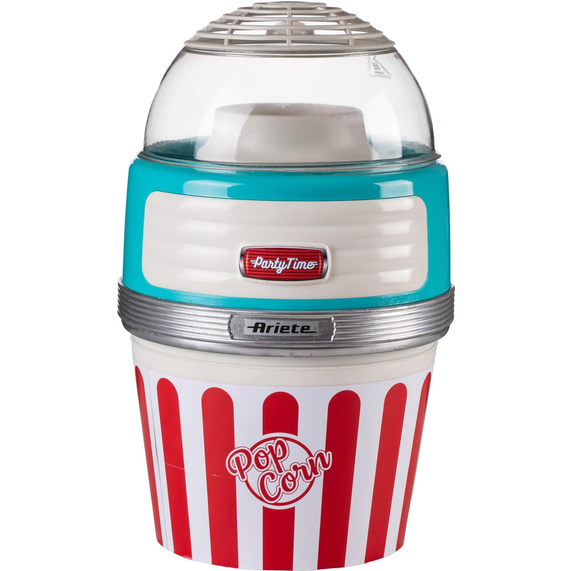 Ariete Party Time Popcornmaskin XL blå
