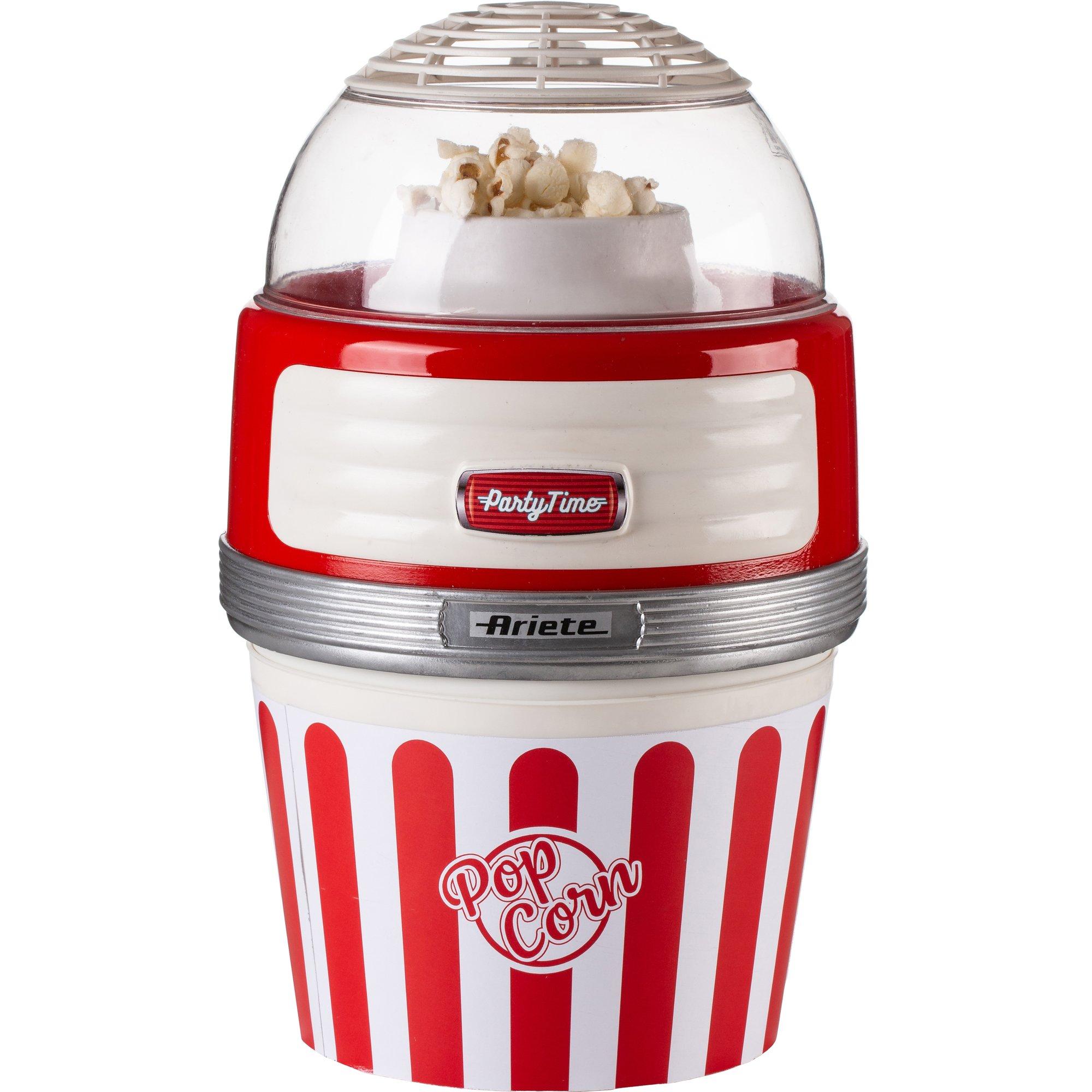 Ariete Party Time Popcornmaskin XL röd