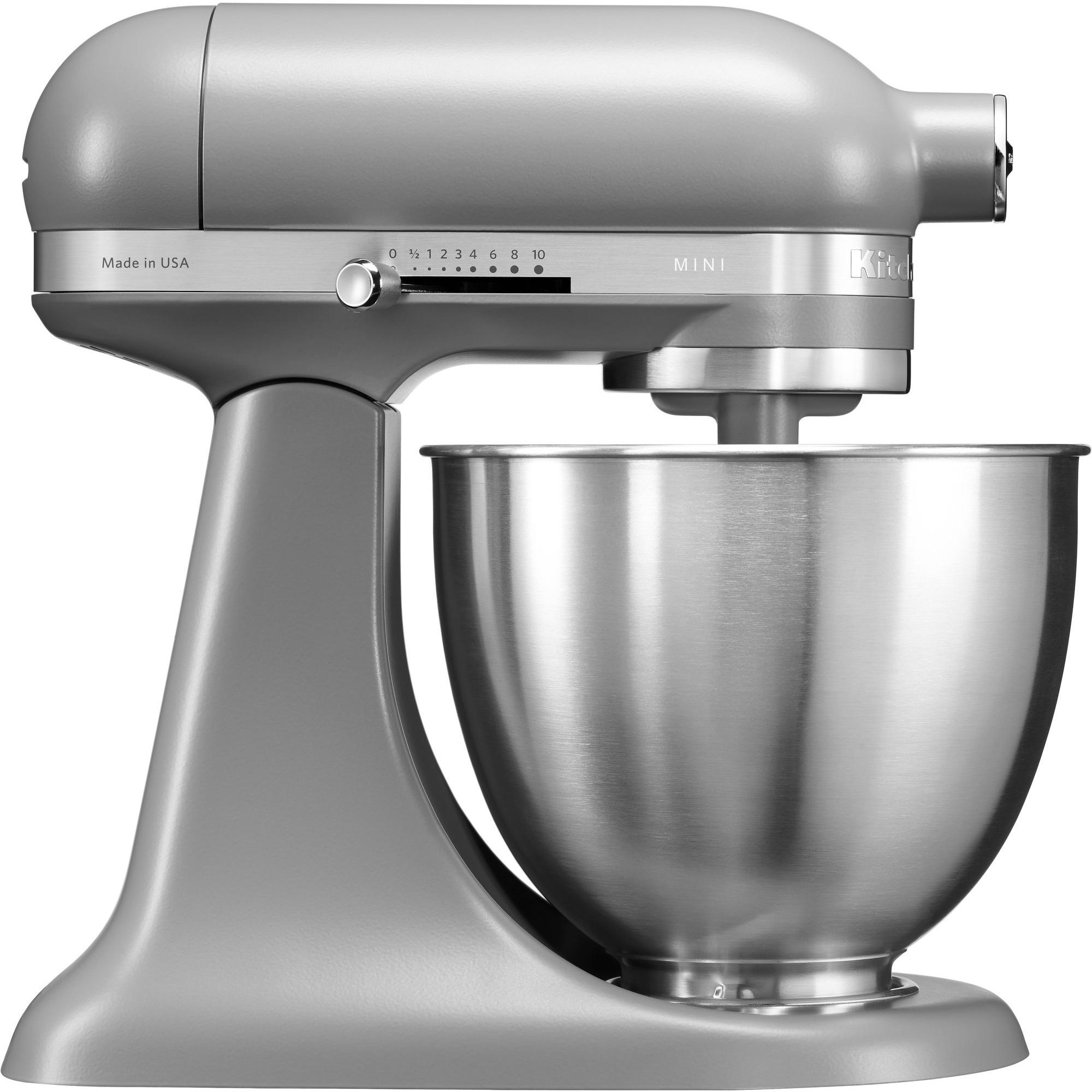 KitchenAid Artisan Stand Mixer Mini 33 L Grey Matte