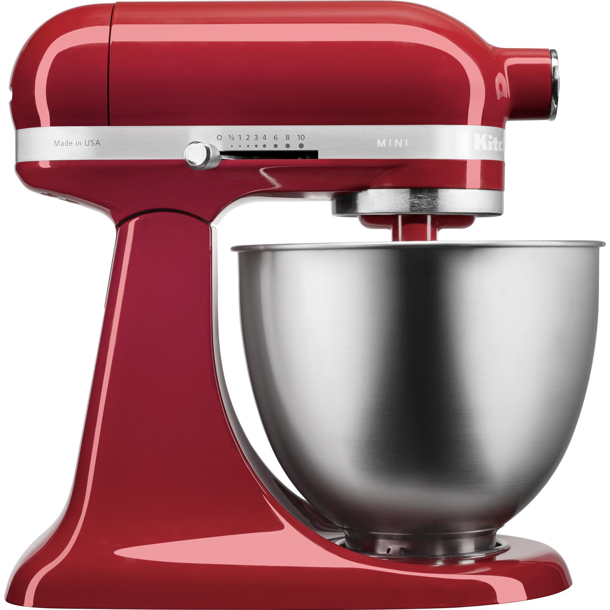 KitchenAid Artisan Stand Mixer Mini 33 L Red Emperor
