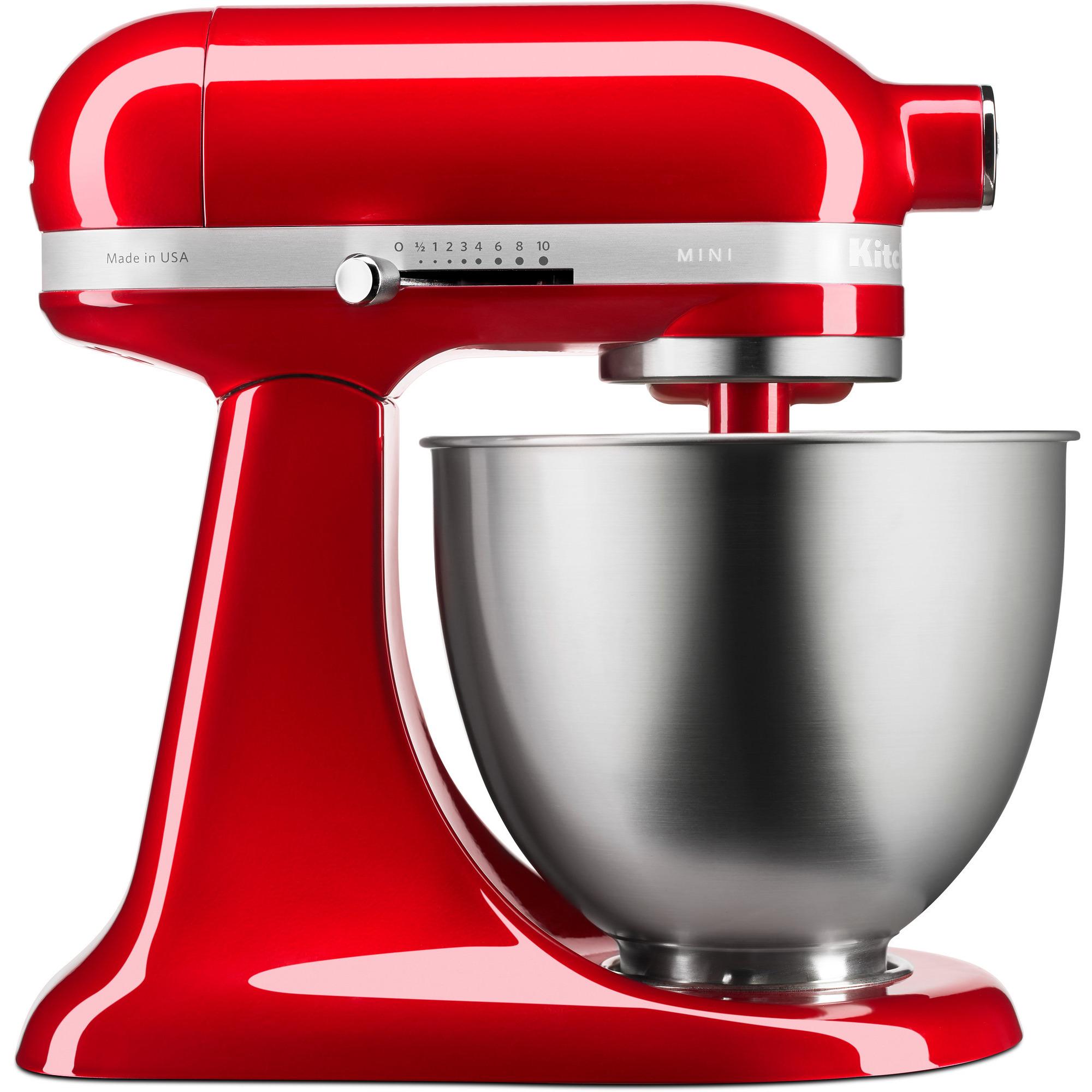 KitchenAid Artisan Stand Mixer Mini 33 L Apple Red