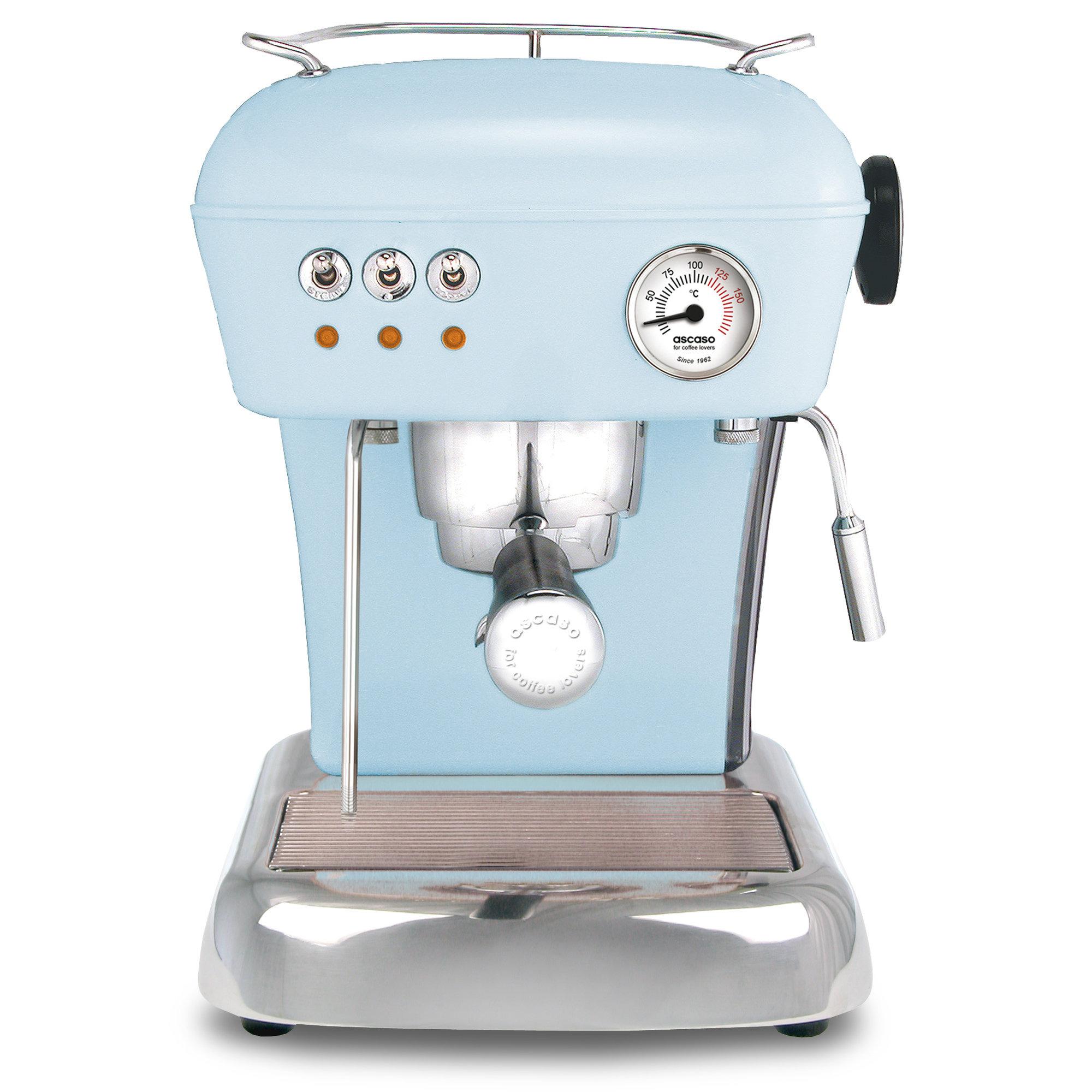 Bilde av Ascaso Dream Espressomaskin Lyseblå